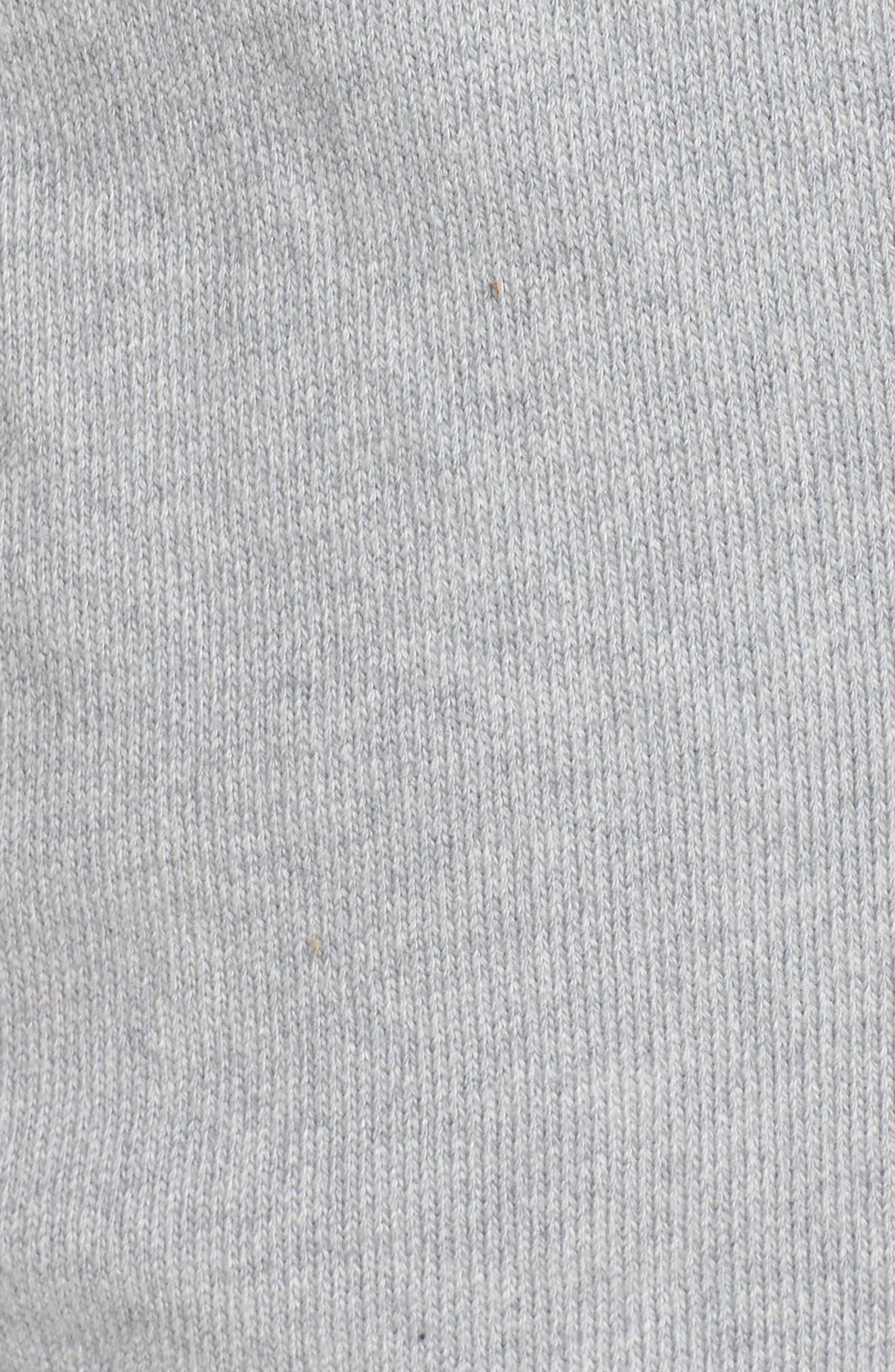 Knit Moto Jacket,                             Alternate thumbnail 6, color,                             030