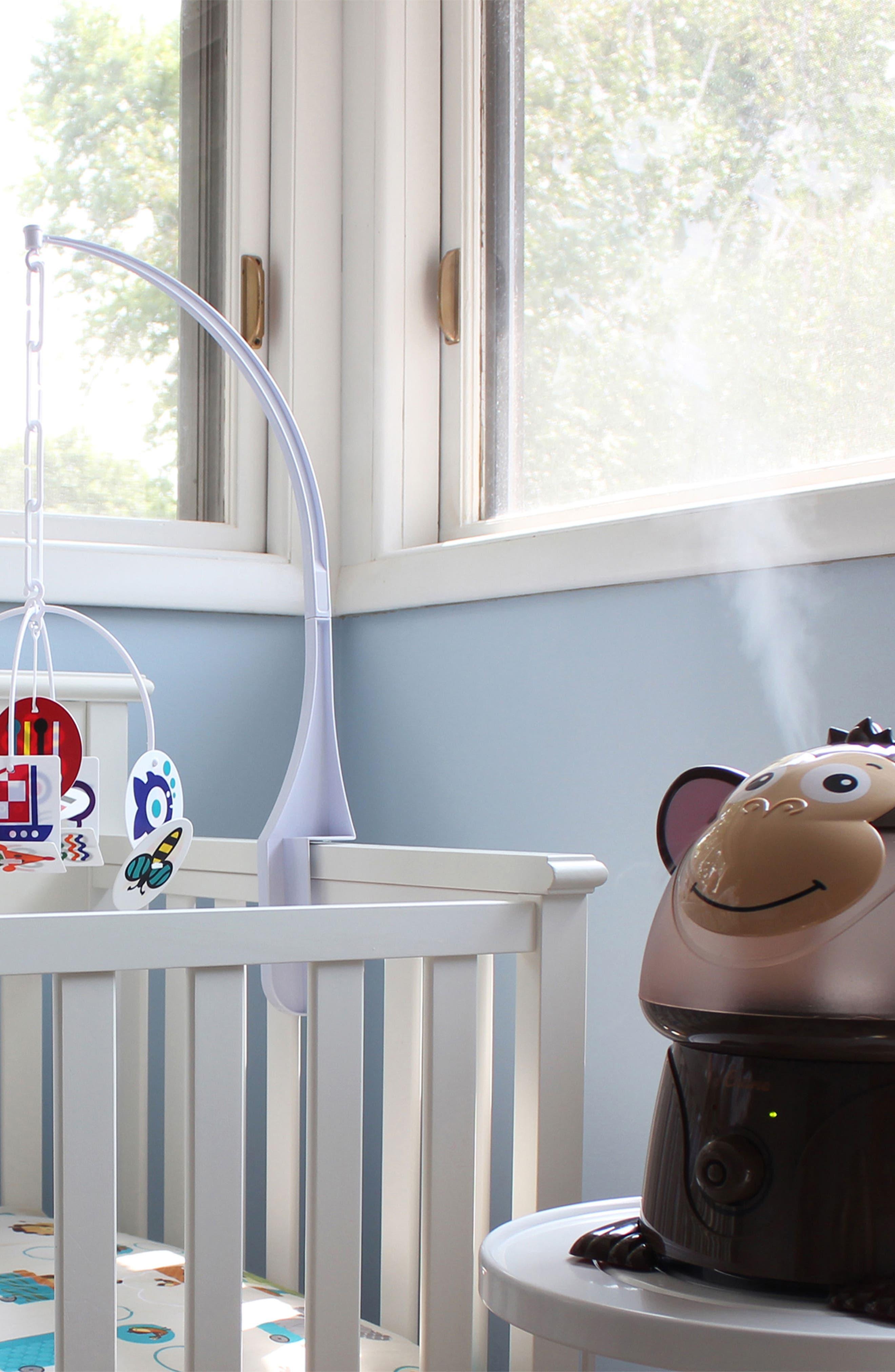 Monkey Ultrasonic Cool-Mist Humidifier,                             Alternate thumbnail 3, color,