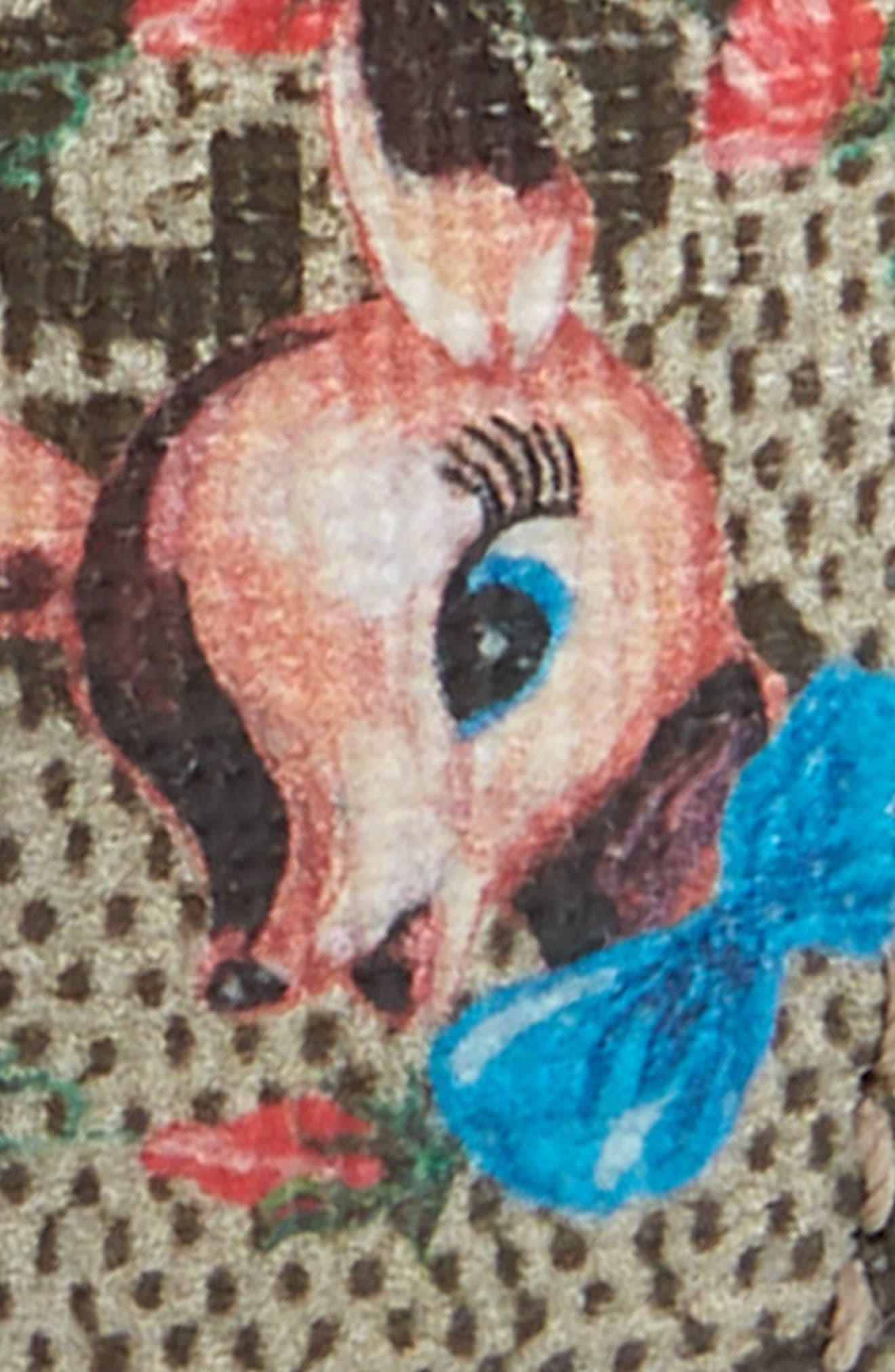 Cocco Supreme Canvas Headband,                             Alternate thumbnail 2, color,                             MARRONE MEDIO