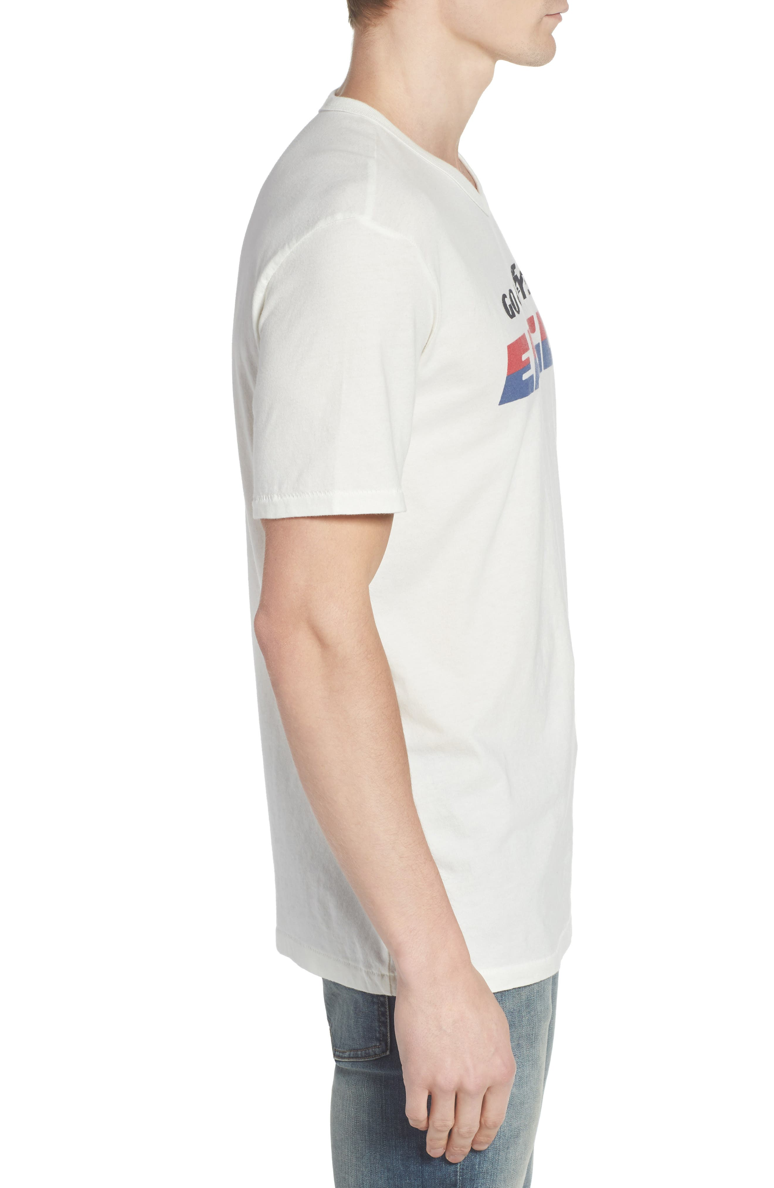 Goodyear Graphic T-Shirt,                             Alternate thumbnail 3, color,                             110