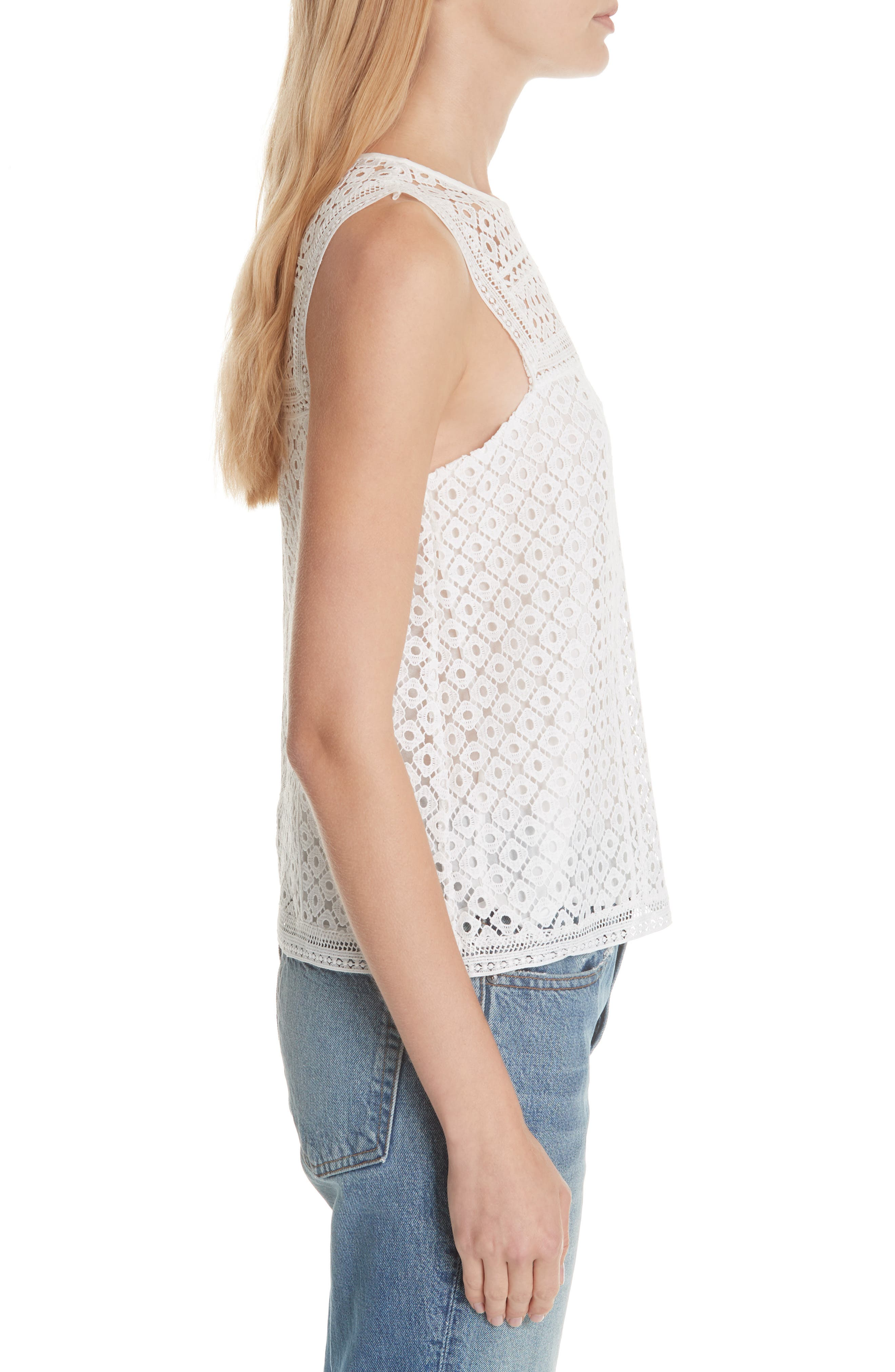Esrel Lace Top,                             Alternate thumbnail 3, color,                             114