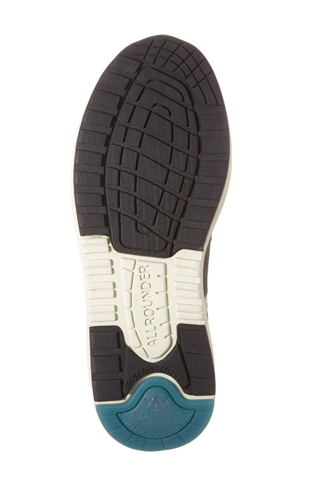 'Kalibra' Sneaker,                             Alternate thumbnail 4, color,                             037