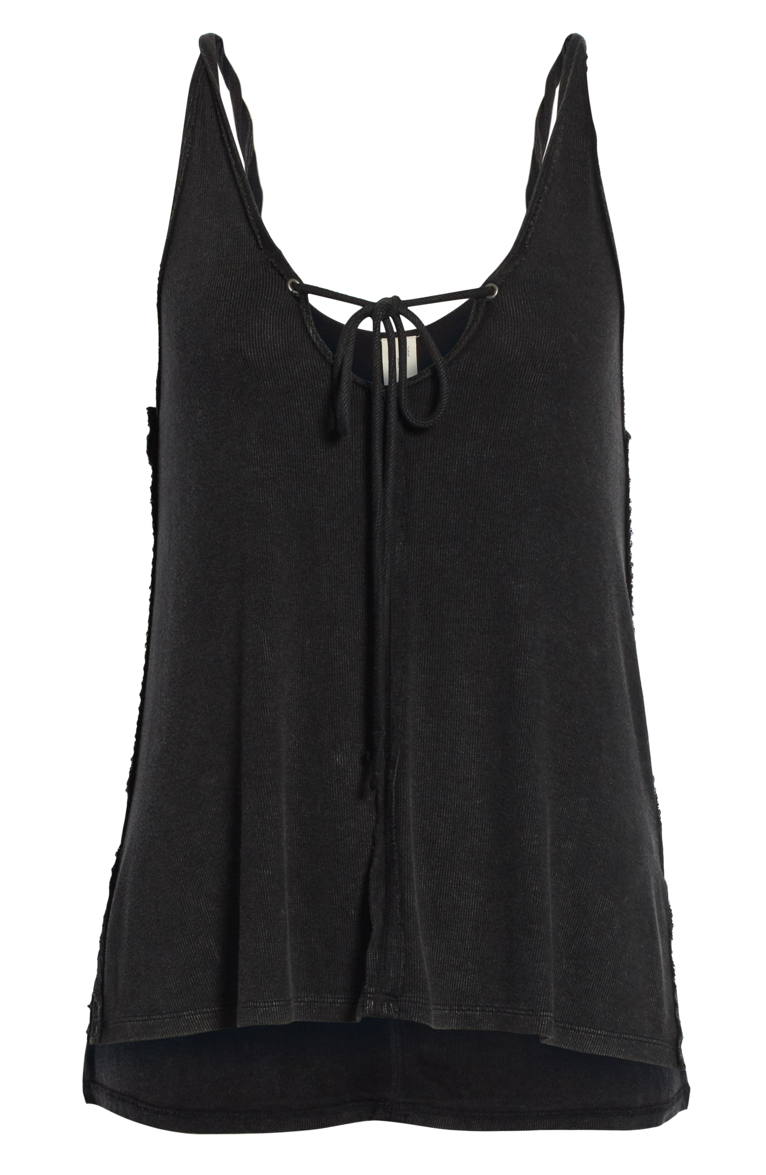 We the Free by Free People Scarlett Tank,                             Alternate thumbnail 6, color,                             001