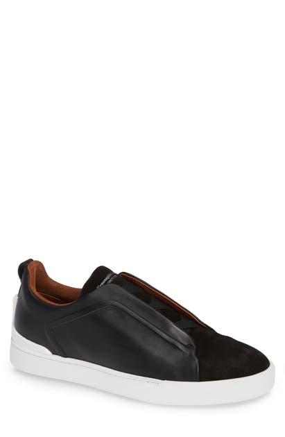 Ermenegildo Zegna Sneakers SLIP-ON SNEAKER
