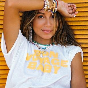 Fashion blogger Julie Sariñana.