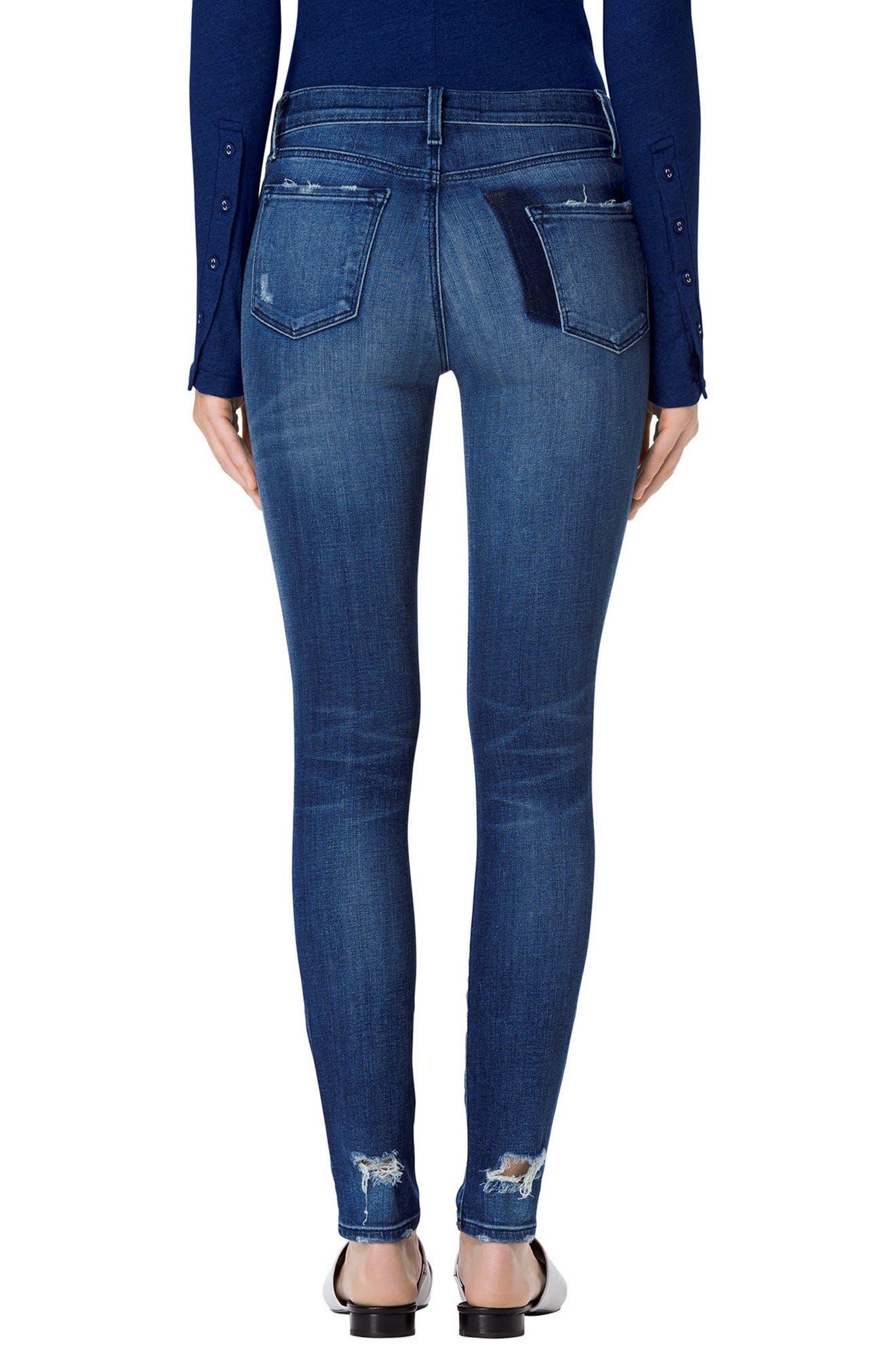 620 Skinny Jeans,                             Alternate thumbnail 2, color,                             470
