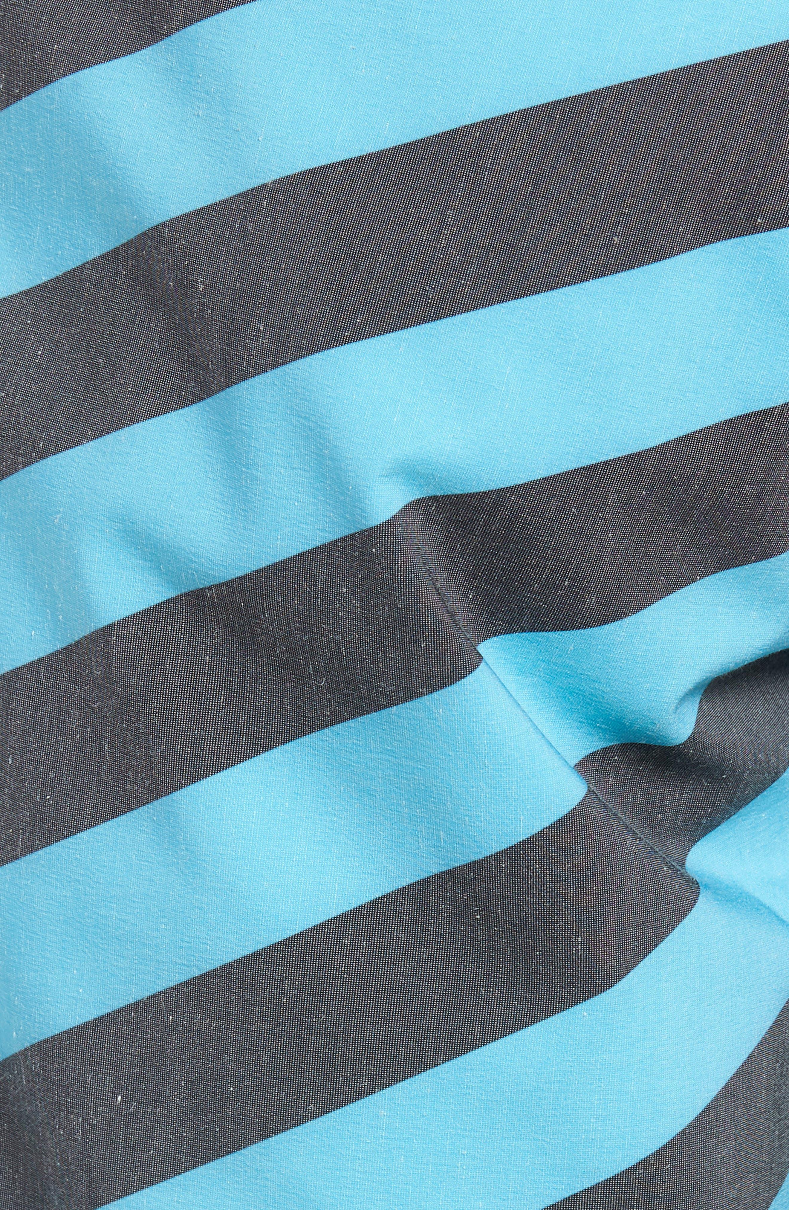Stripey Stoney Boardshorts,                             Alternate thumbnail 5, color,                             470