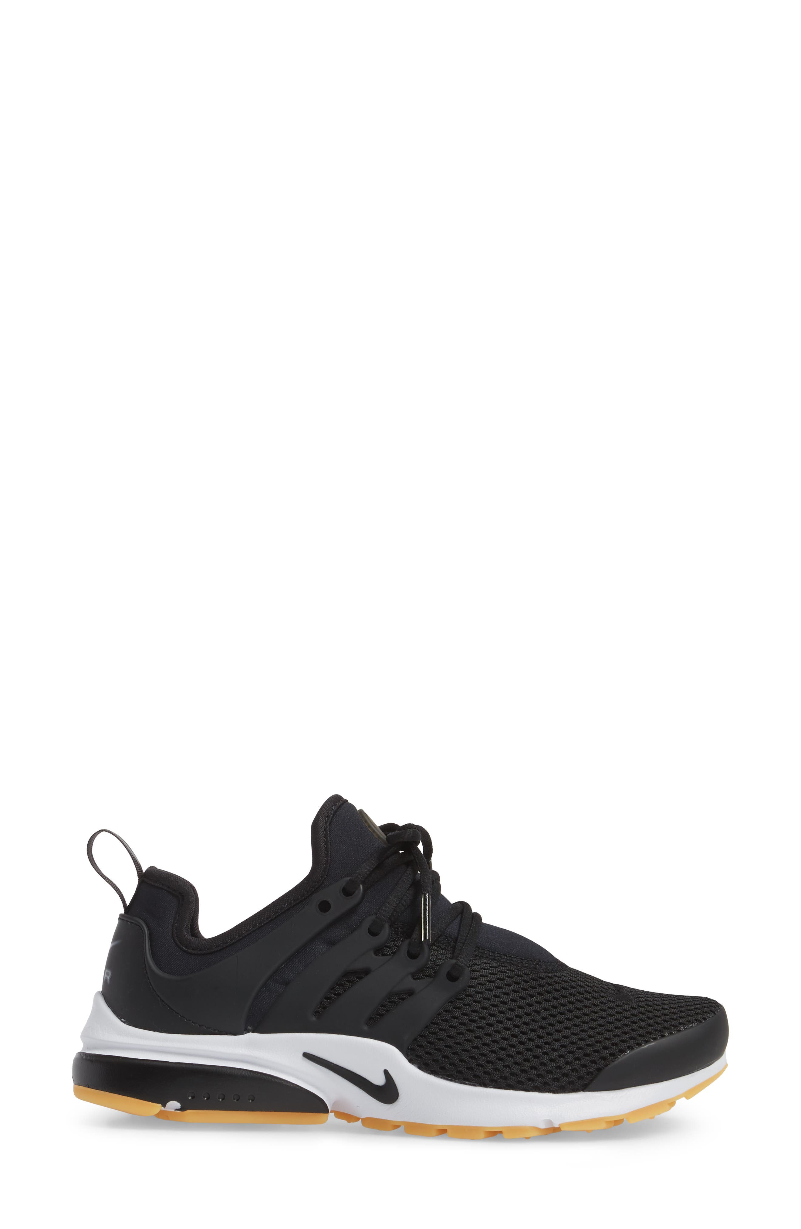 Air Presto Flyknit Ultra Sneaker,                             Alternate thumbnail 3, color,                             005