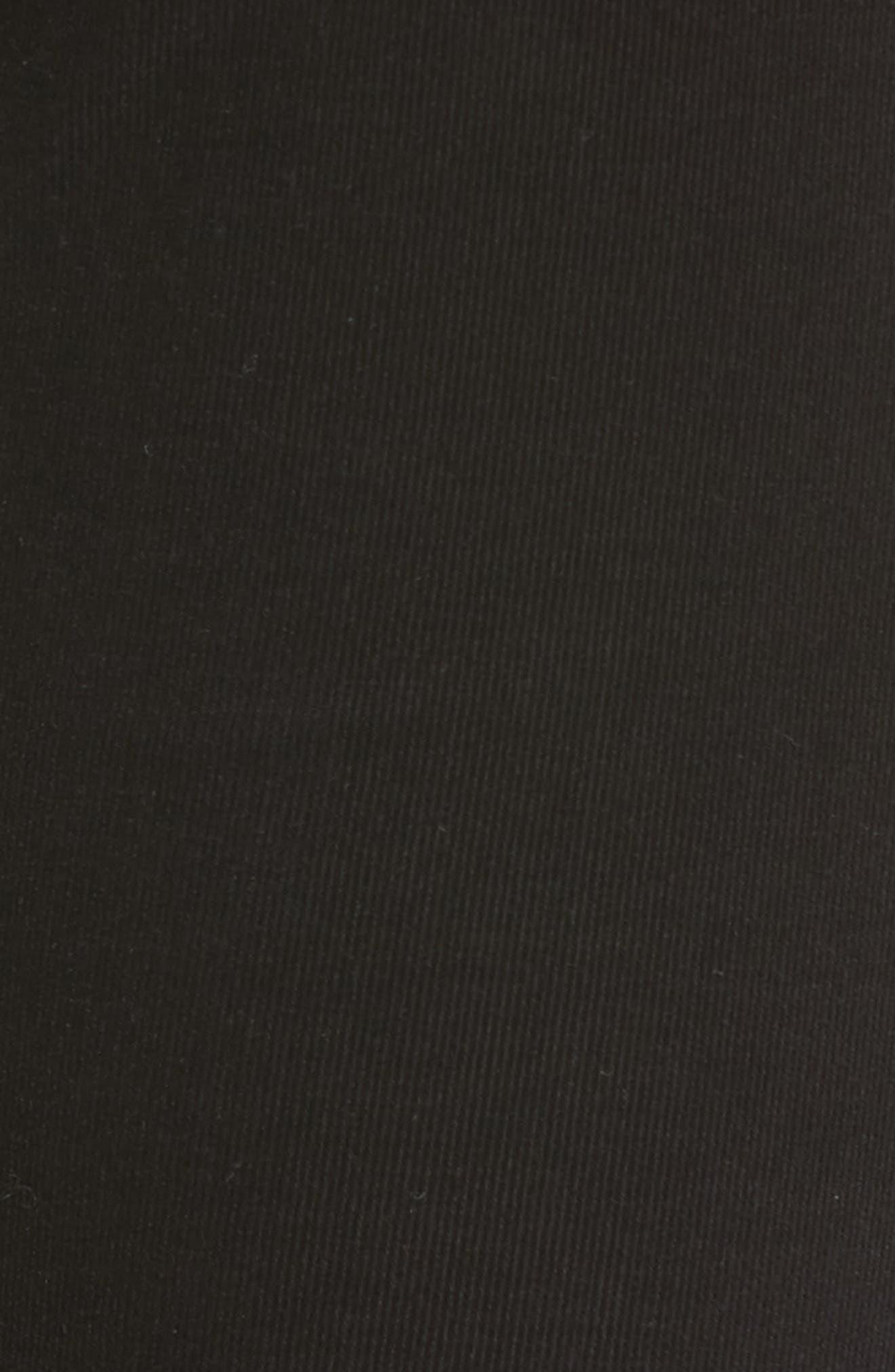 The Farrah High Waist Skinny Corduroy Pants,                             Alternate thumbnail 6, color,                             010