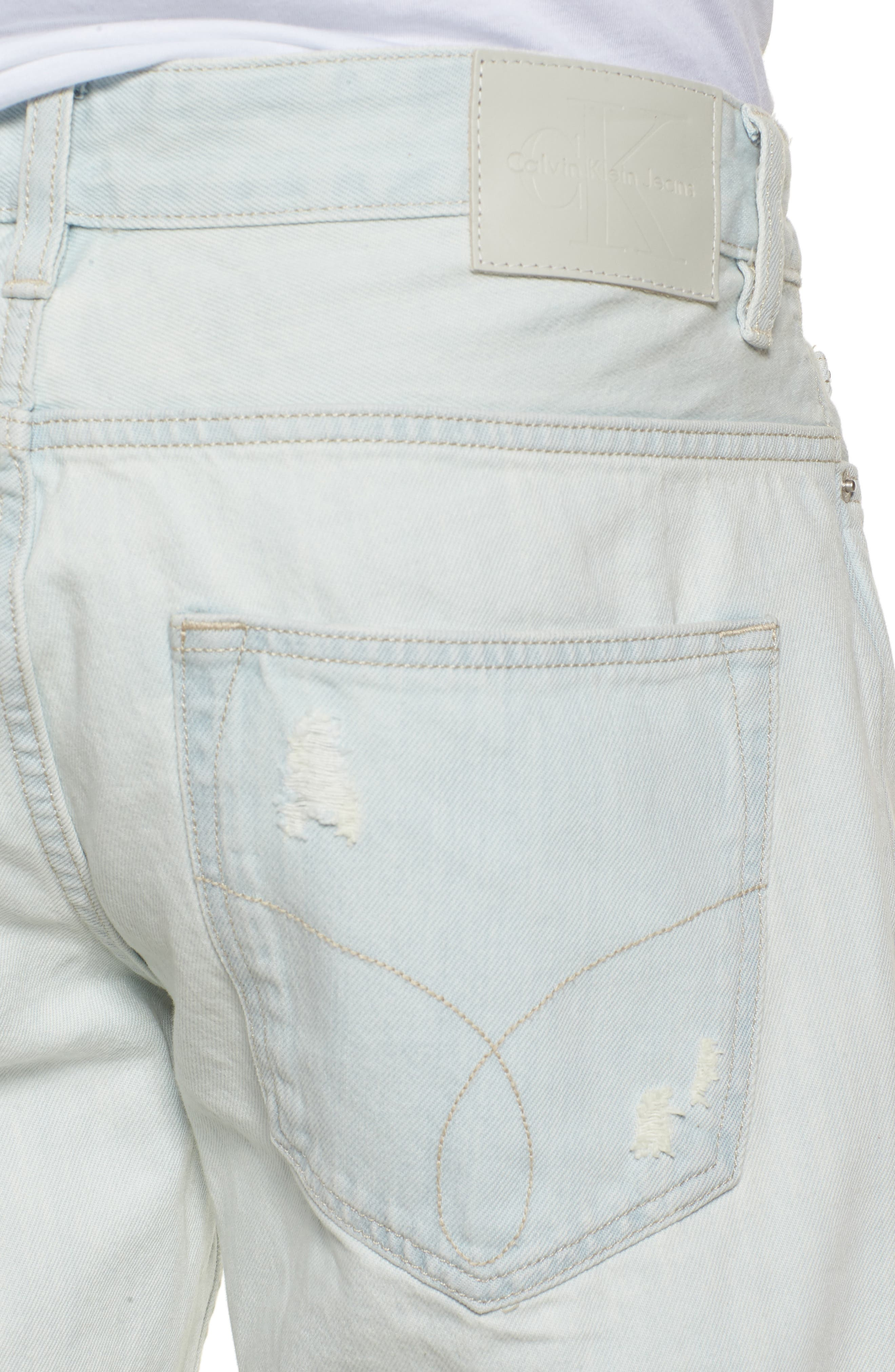 Slim Jeans,                             Alternate thumbnail 4, color,                             400