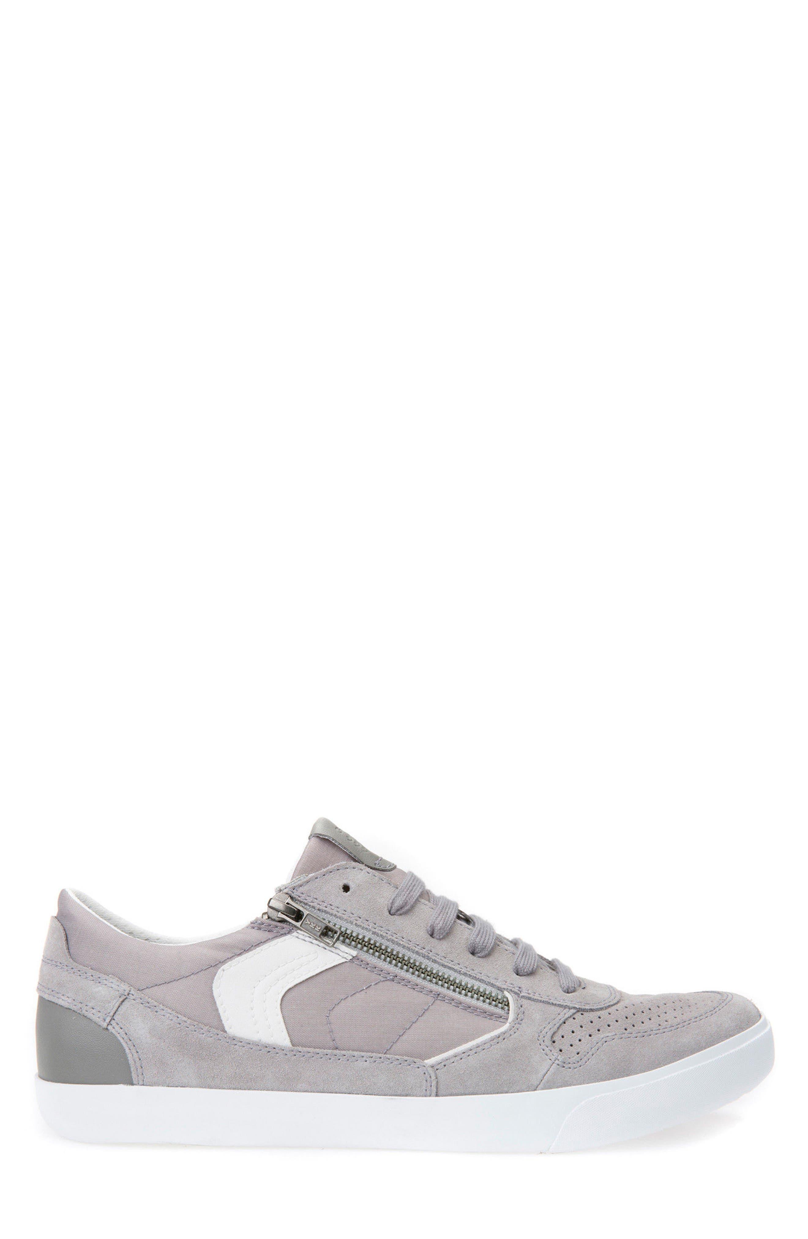 Box 33 Low Top Zip Sneaker,                             Alternate thumbnail 3, color,                             030