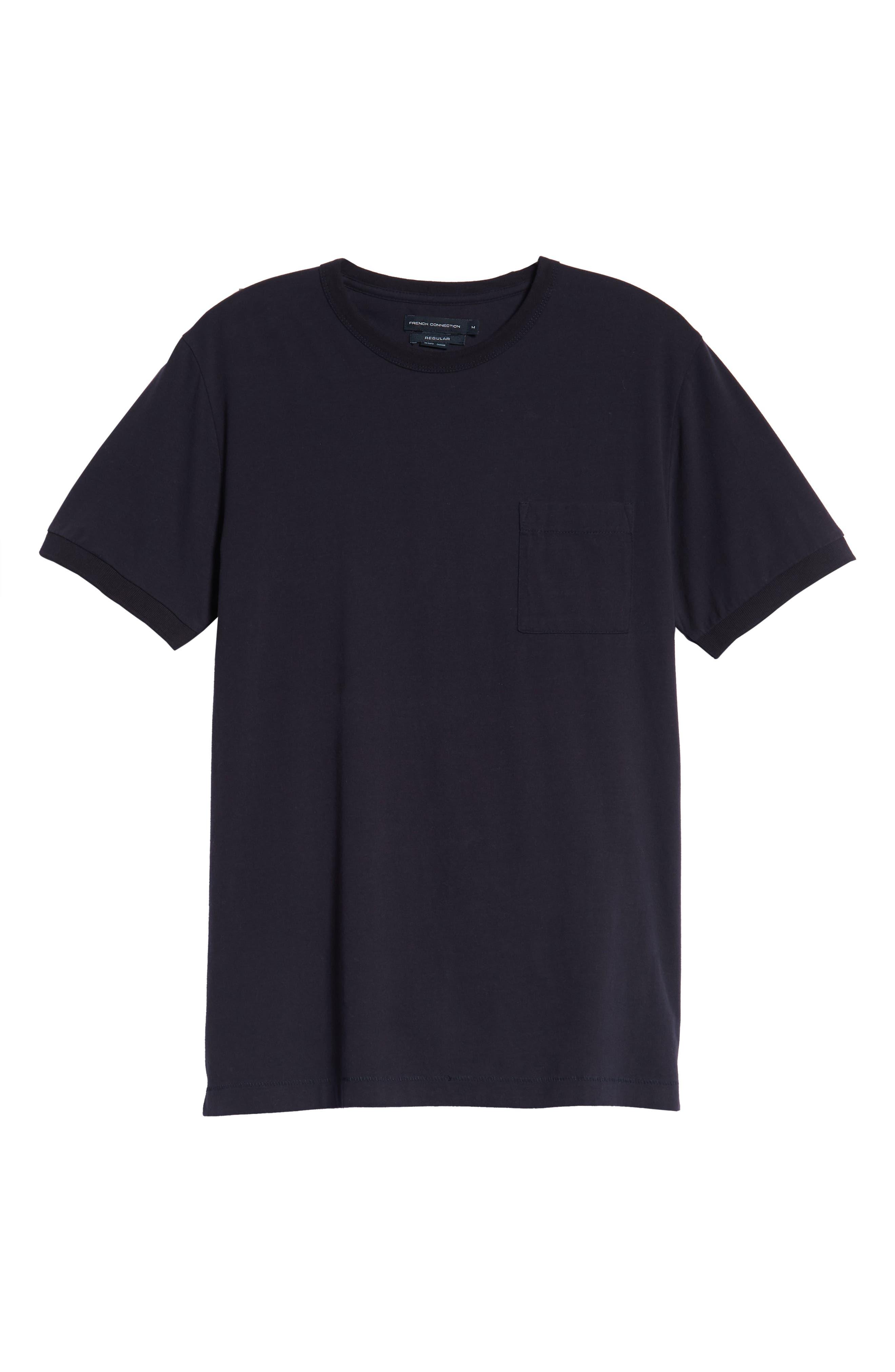 Finish T-Shirt,                             Alternate thumbnail 6, color,                             UTILITY BLUE