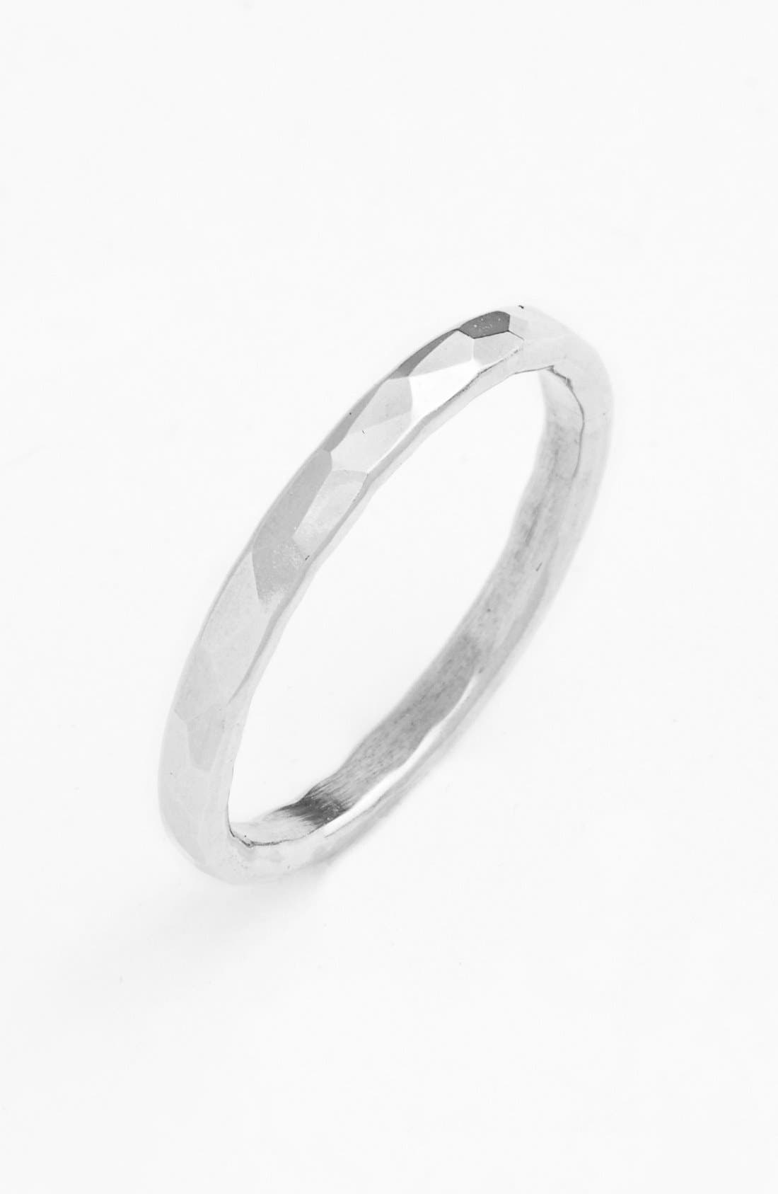 Ija Hammered Ring,                         Main,                         color, 040