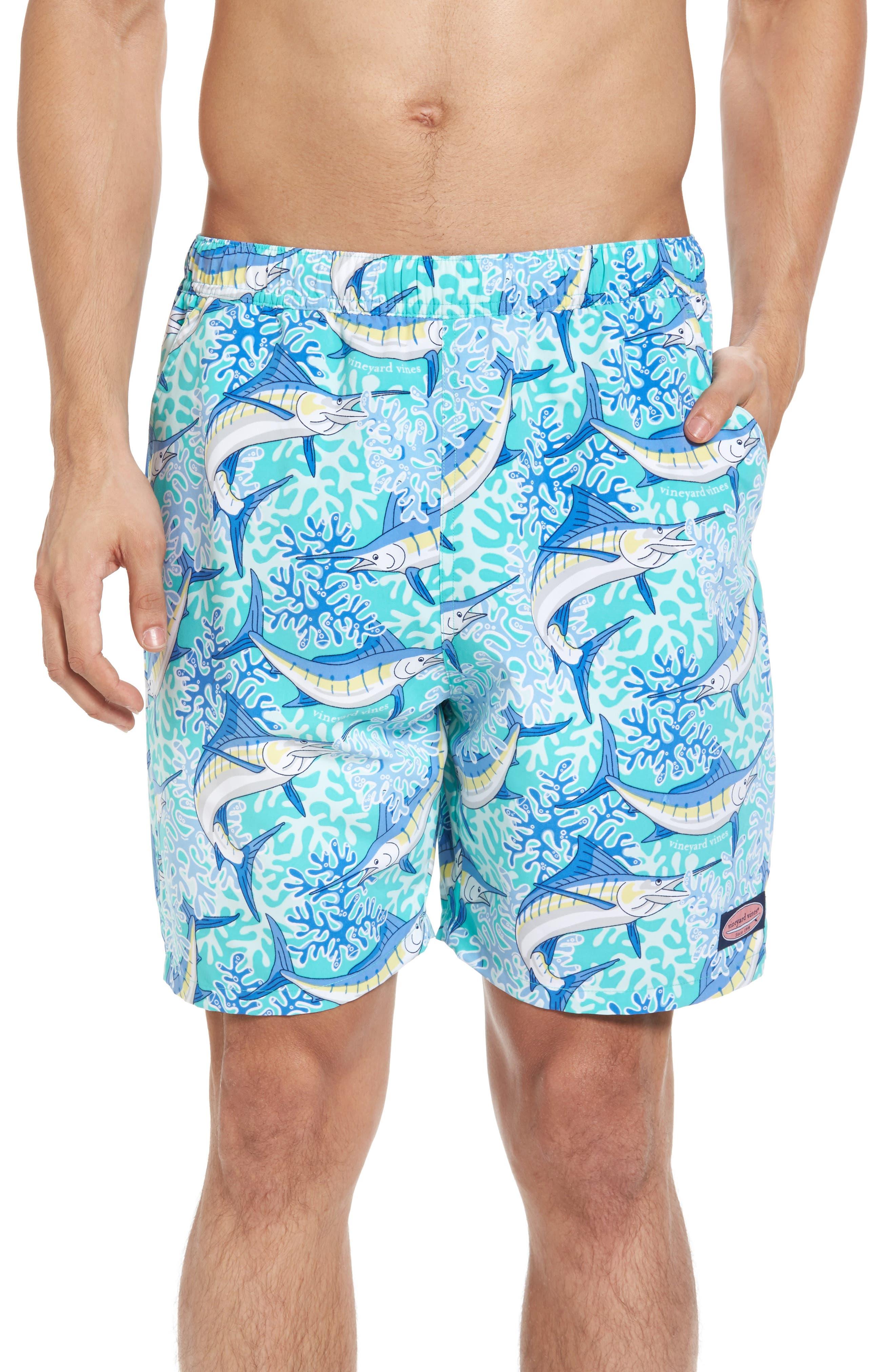 Chappy Swim Trunks, Main, color, 400
