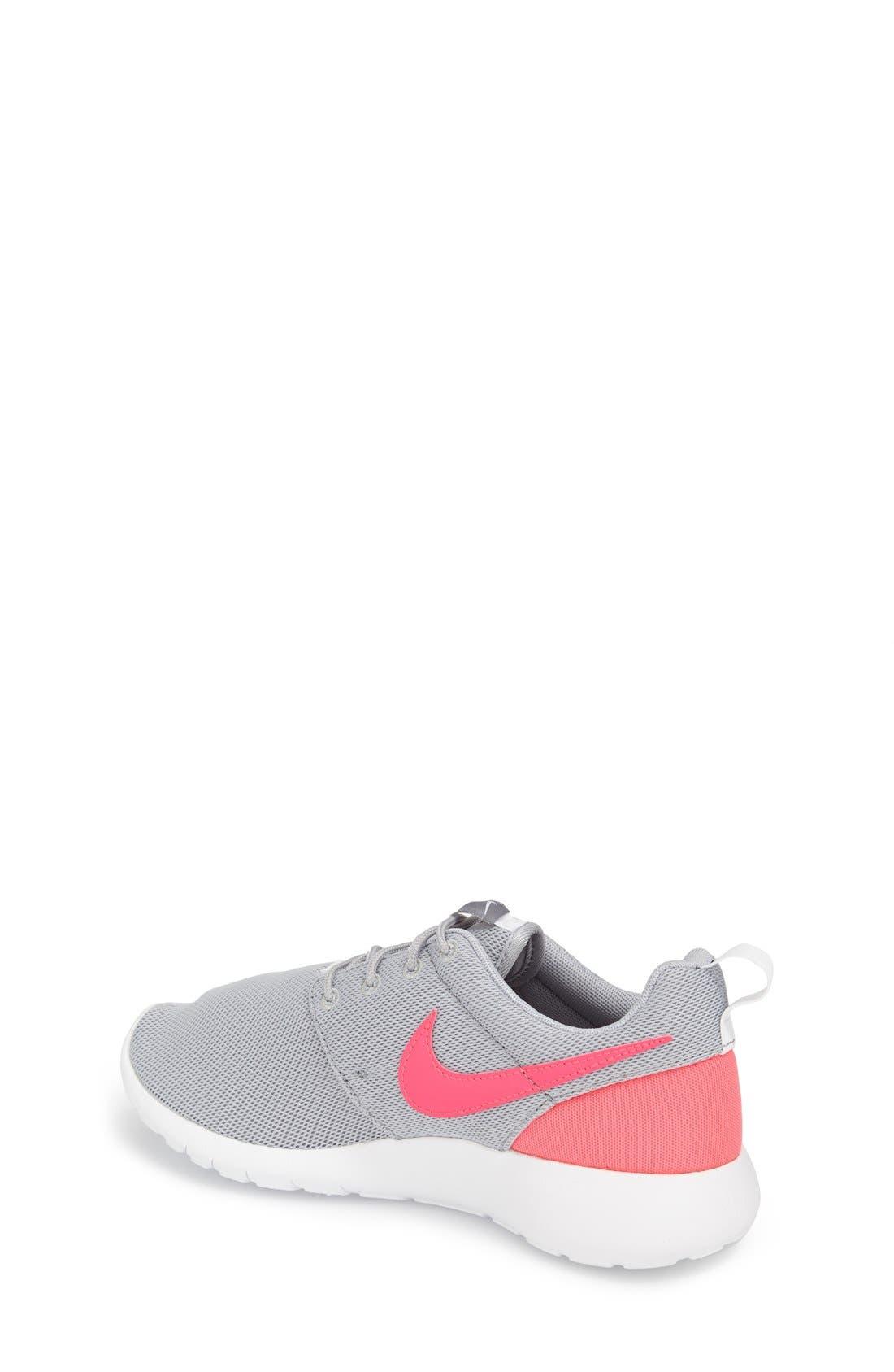'Roshe Run' Athletic Shoe,                             Alternate thumbnail 123, color,