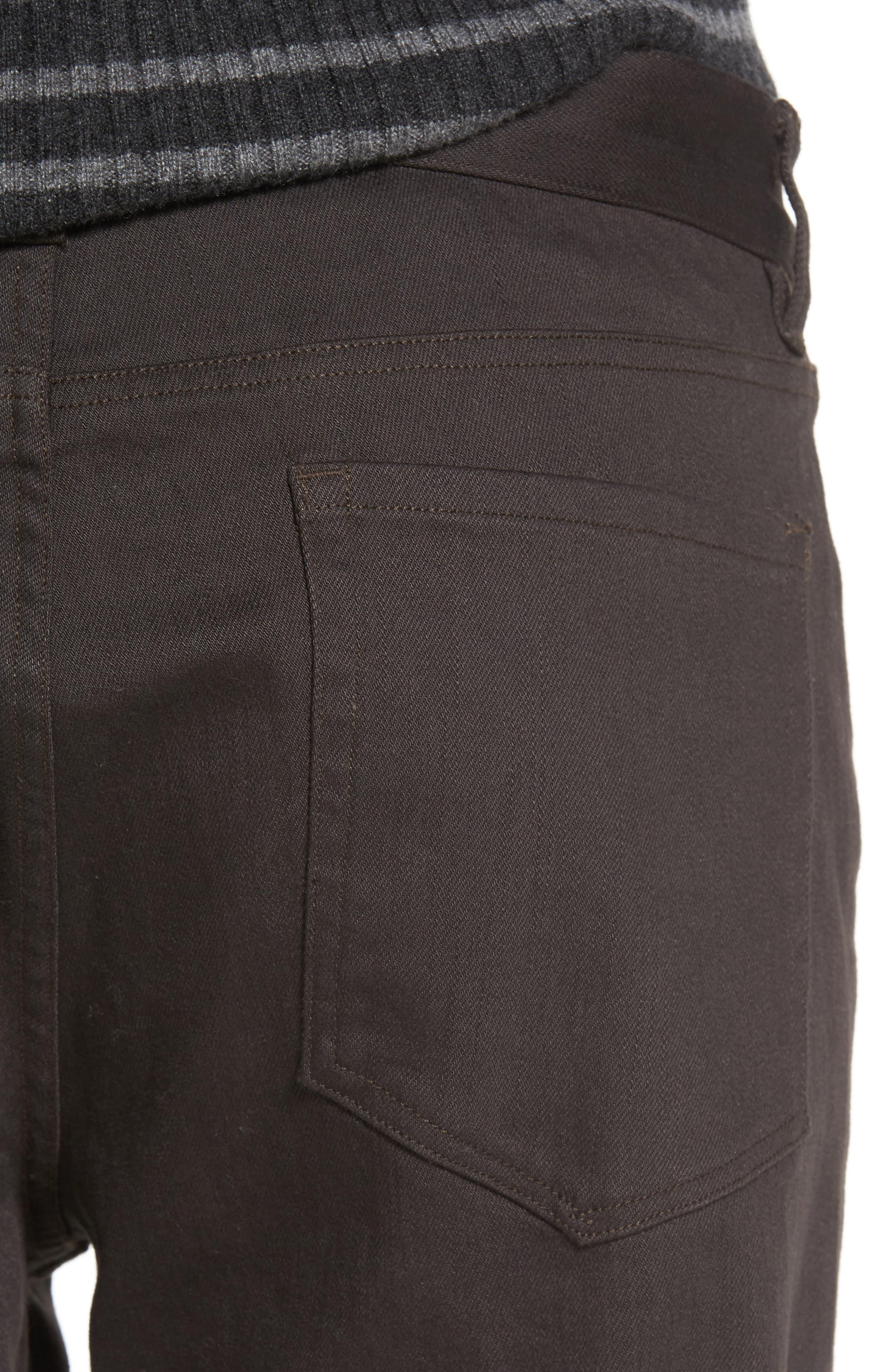 Stretch Twill 5-Pocket Pants,                             Alternate thumbnail 8, color,