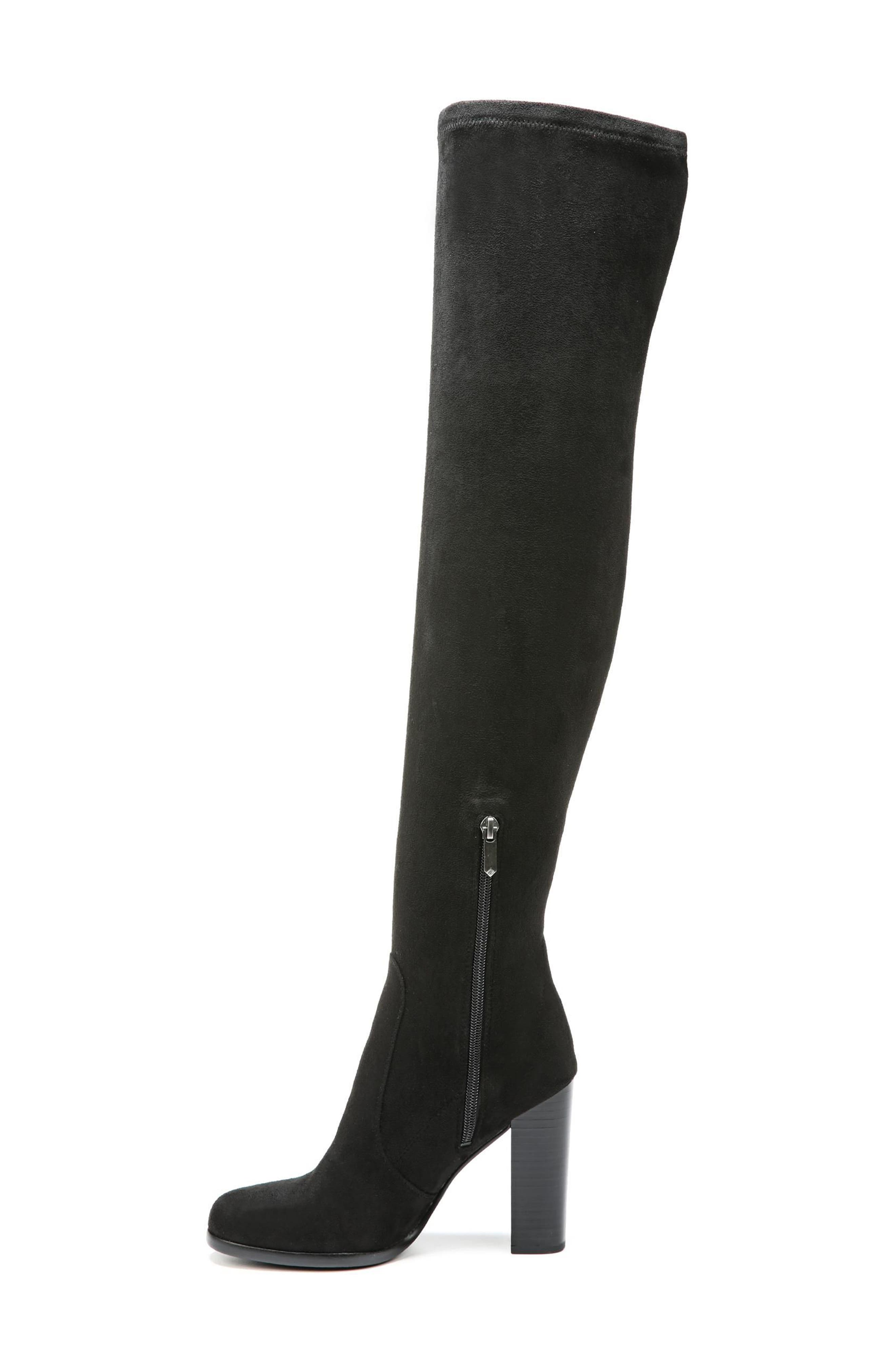 Vena 2 Over the Knee Boot,                             Alternate thumbnail 3, color,                             002