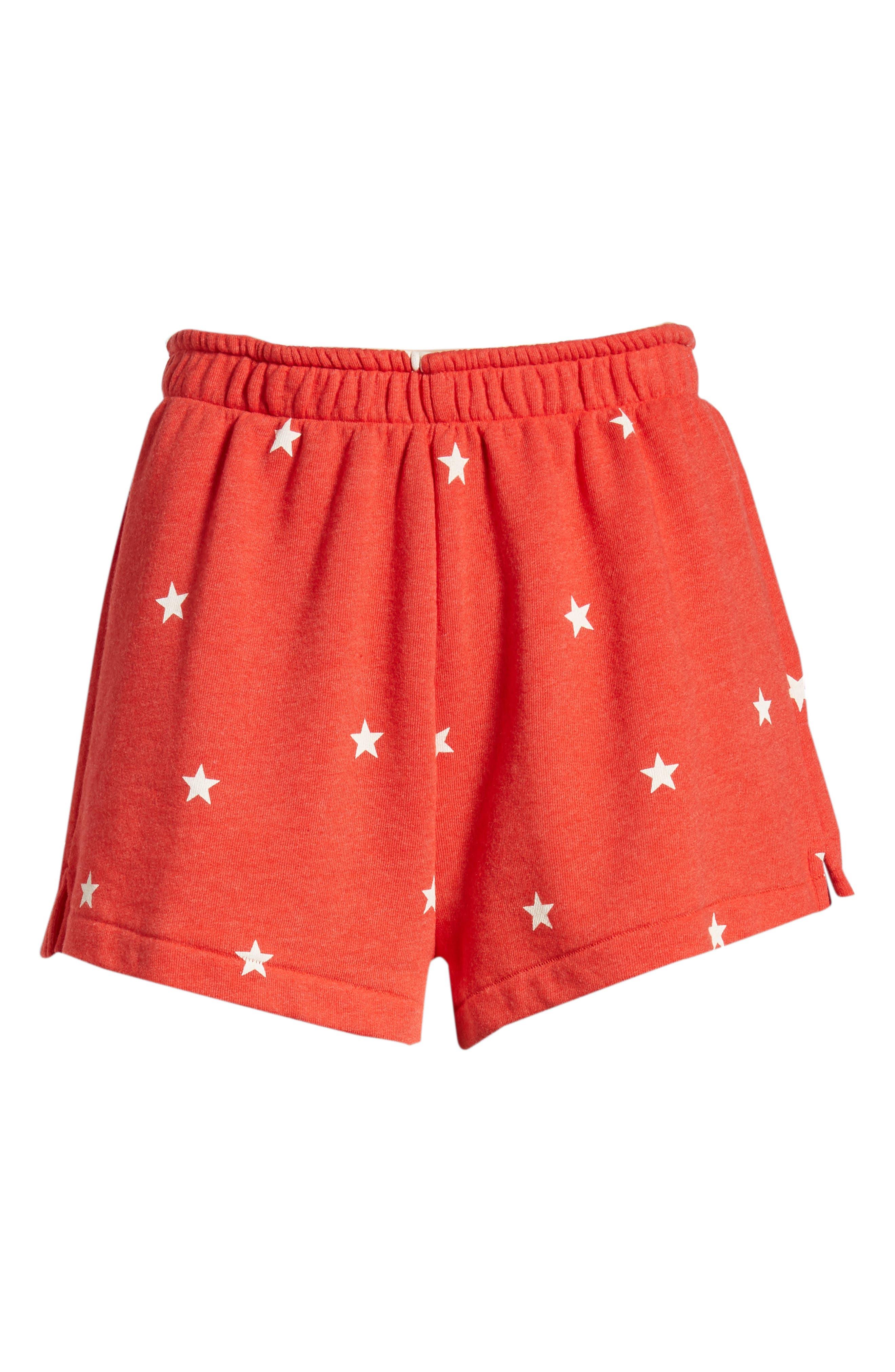 Football Star Golden Shorts,                             Alternate thumbnail 6, color,                             600