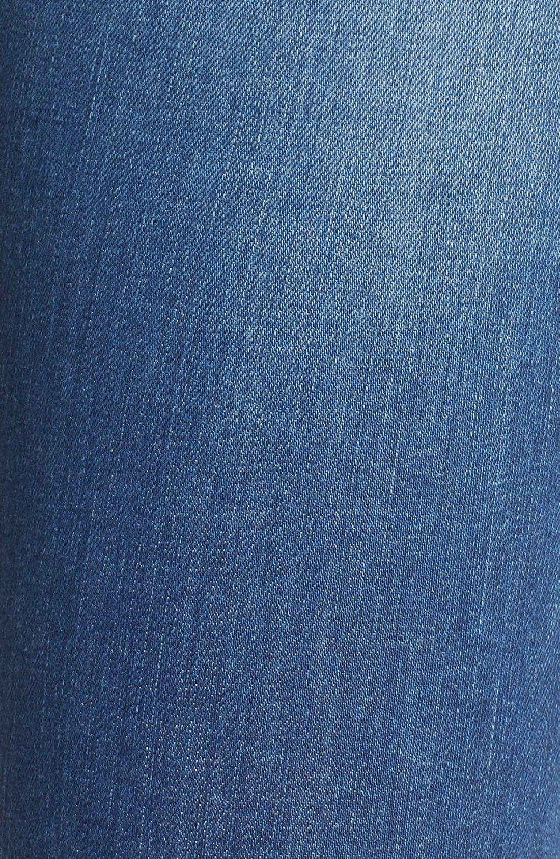 'Nico' Super Skinny Jeans,                             Alternate thumbnail 21, color,