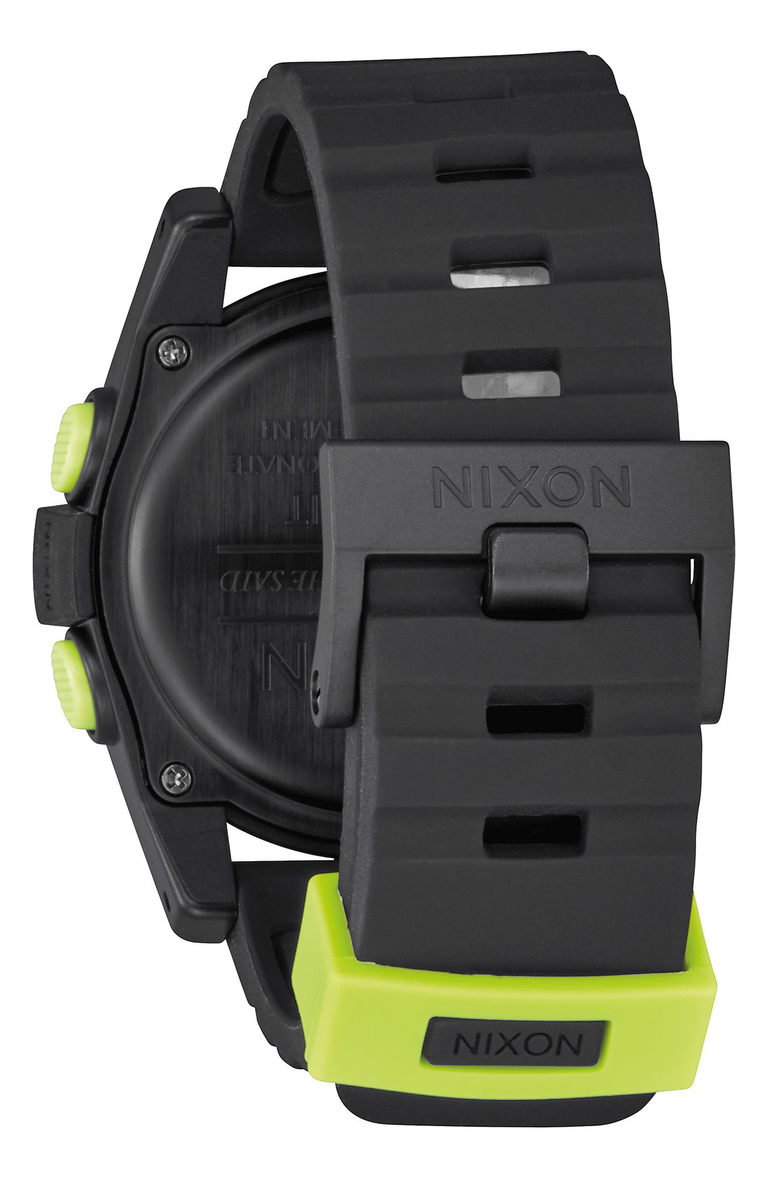The Unit Digital Silicone Strap Watch, 44mm,                             Alternate thumbnail 10, color,
