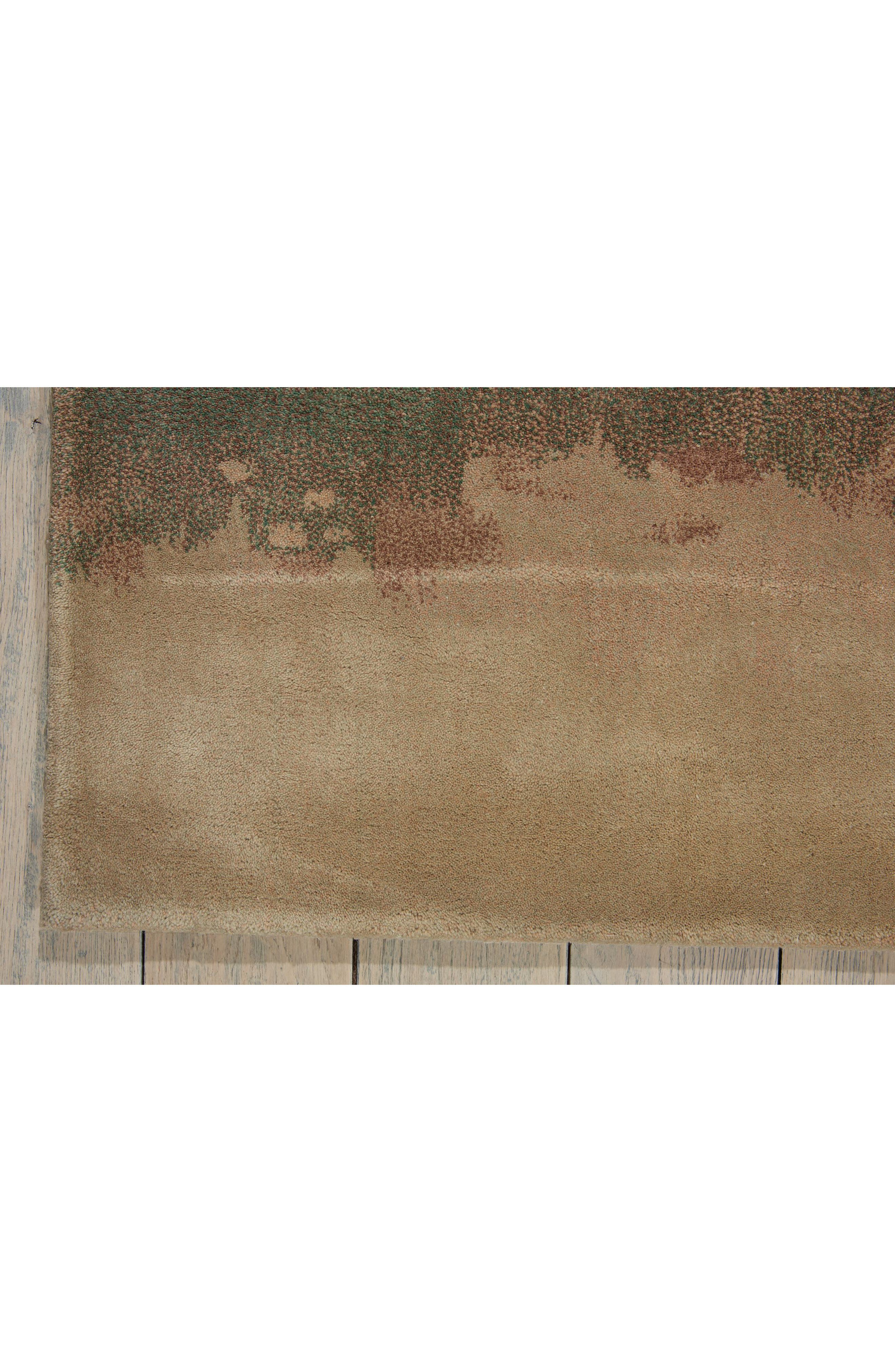 Luster Wash Wool Area Rug,                             Alternate thumbnail 12, color,