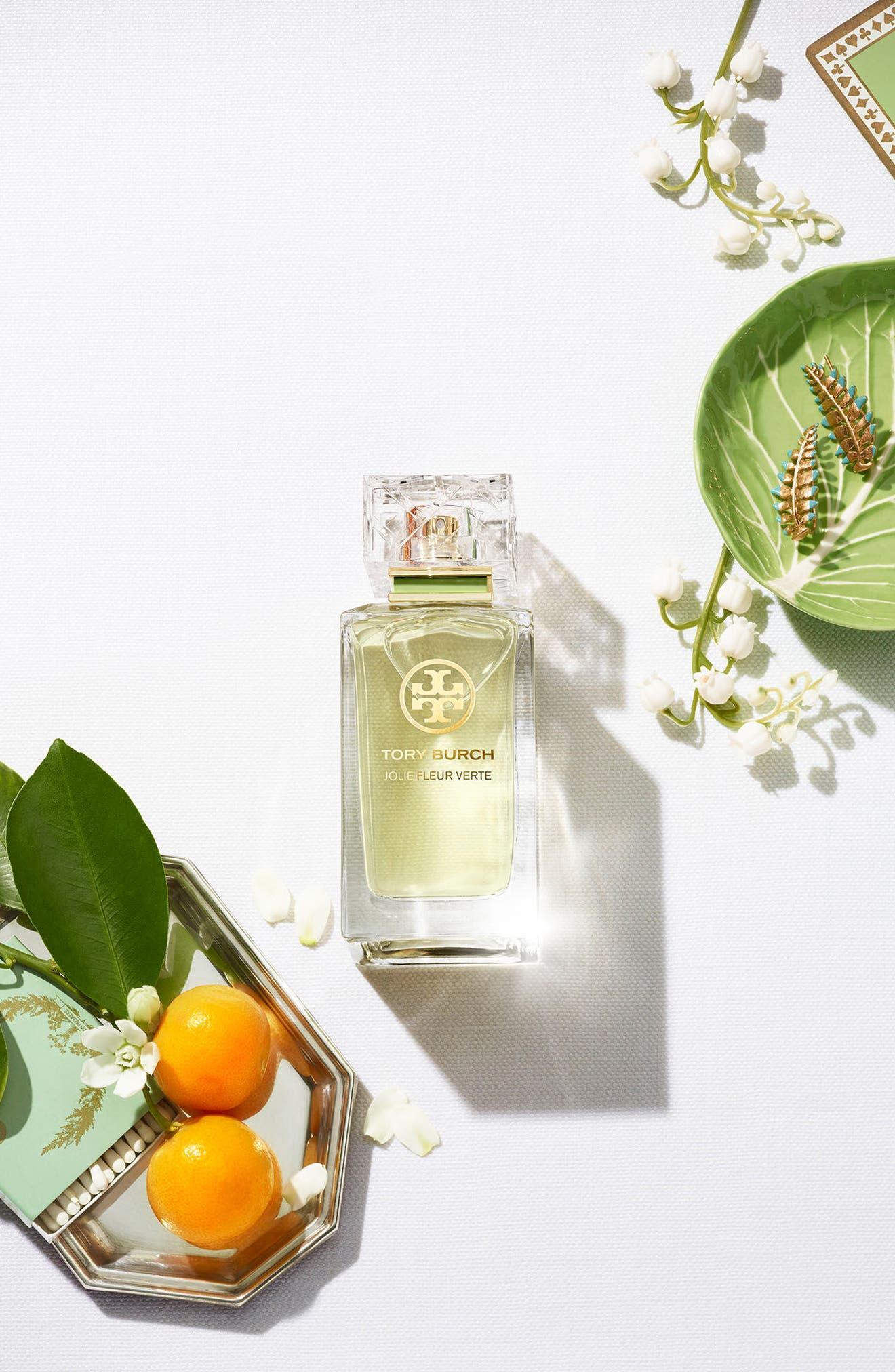 Jolie Fleur - Verte Eau de Parfum Spray,                             Alternate thumbnail 4, color,                             000