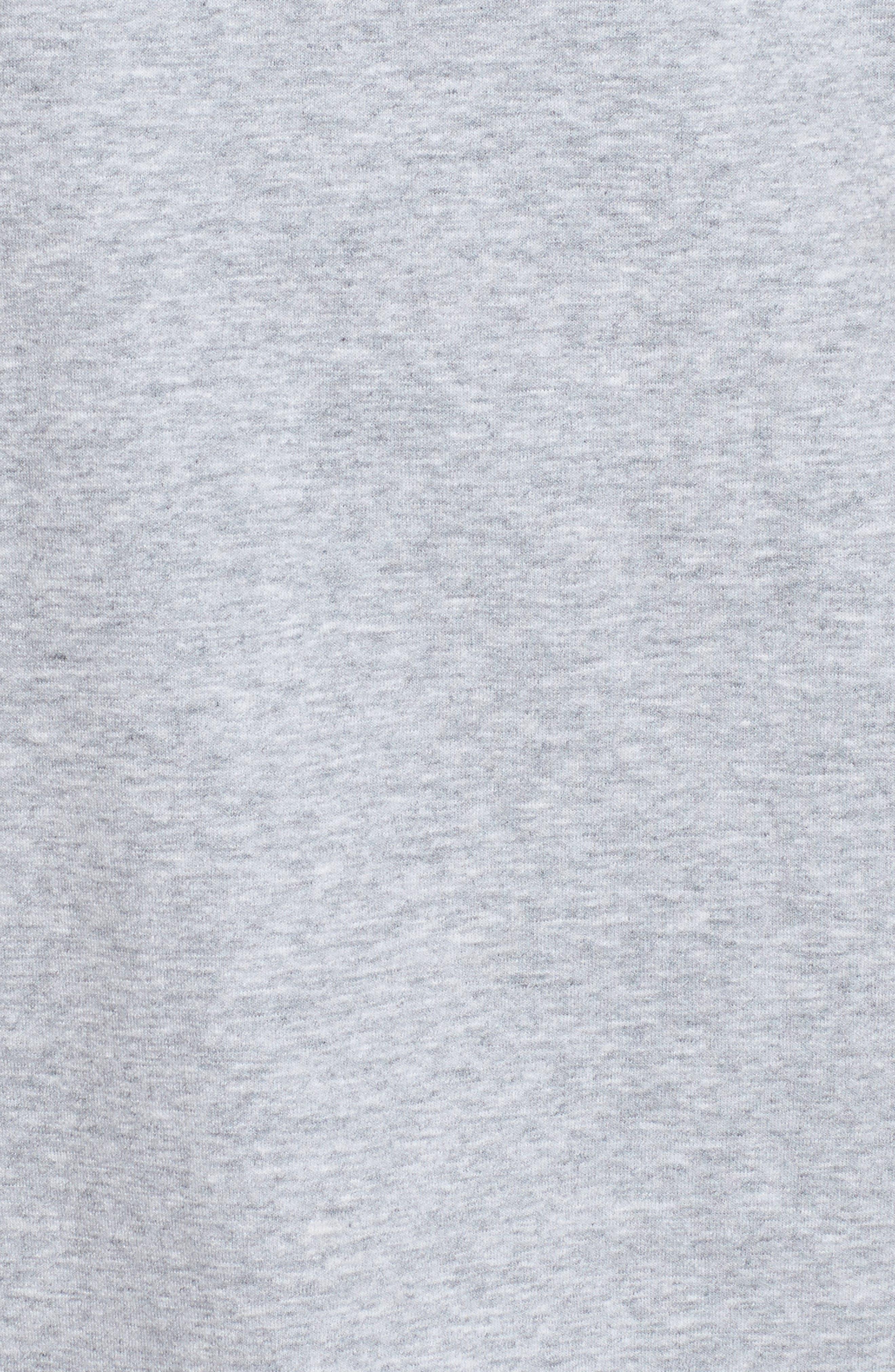 Daffic Sweatshirt Dress,                             Alternate thumbnail 5, color,                             020