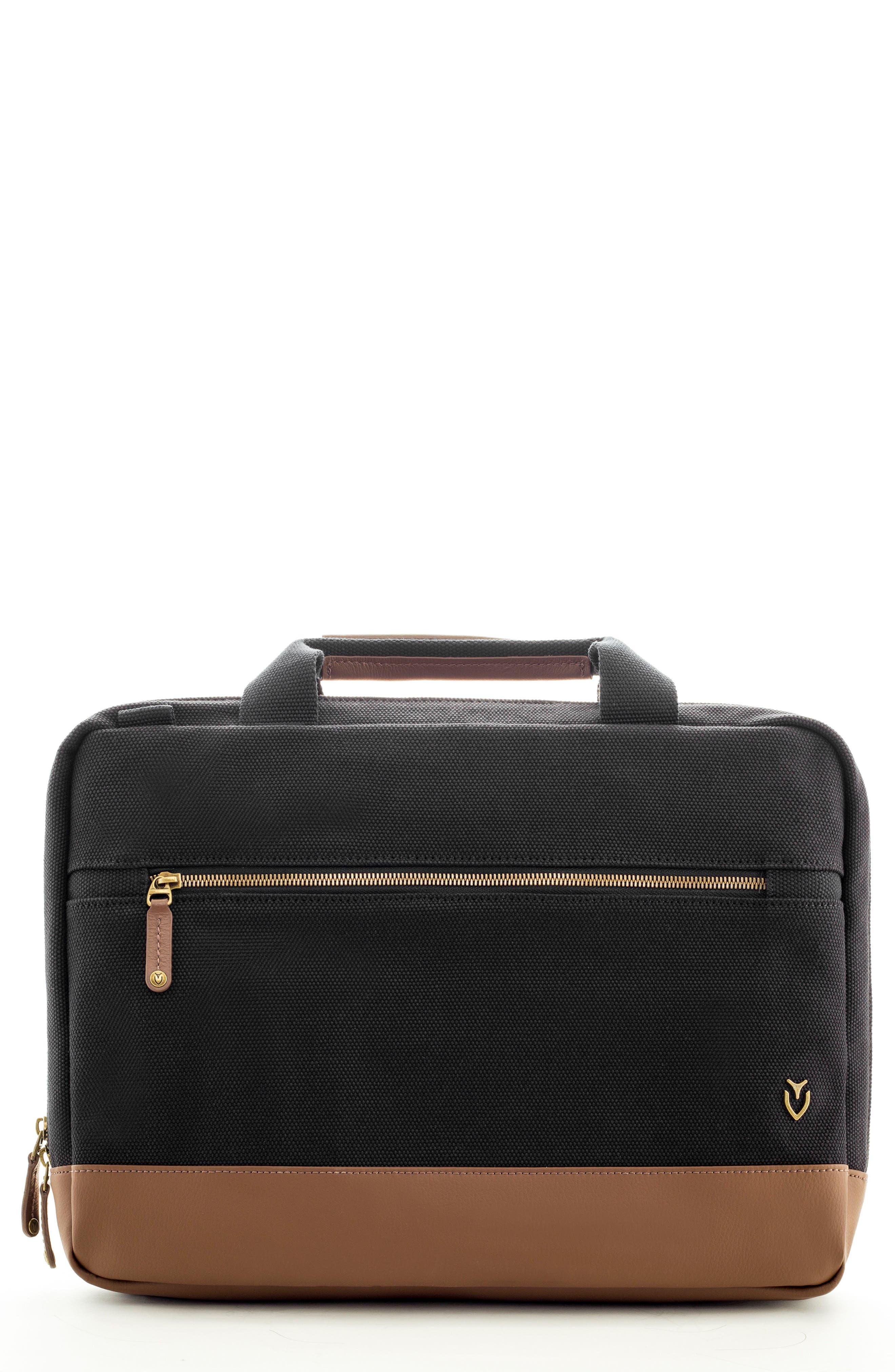 Refined Briefcase,                         Main,                         color, 001