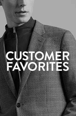 Customer favorites for men.