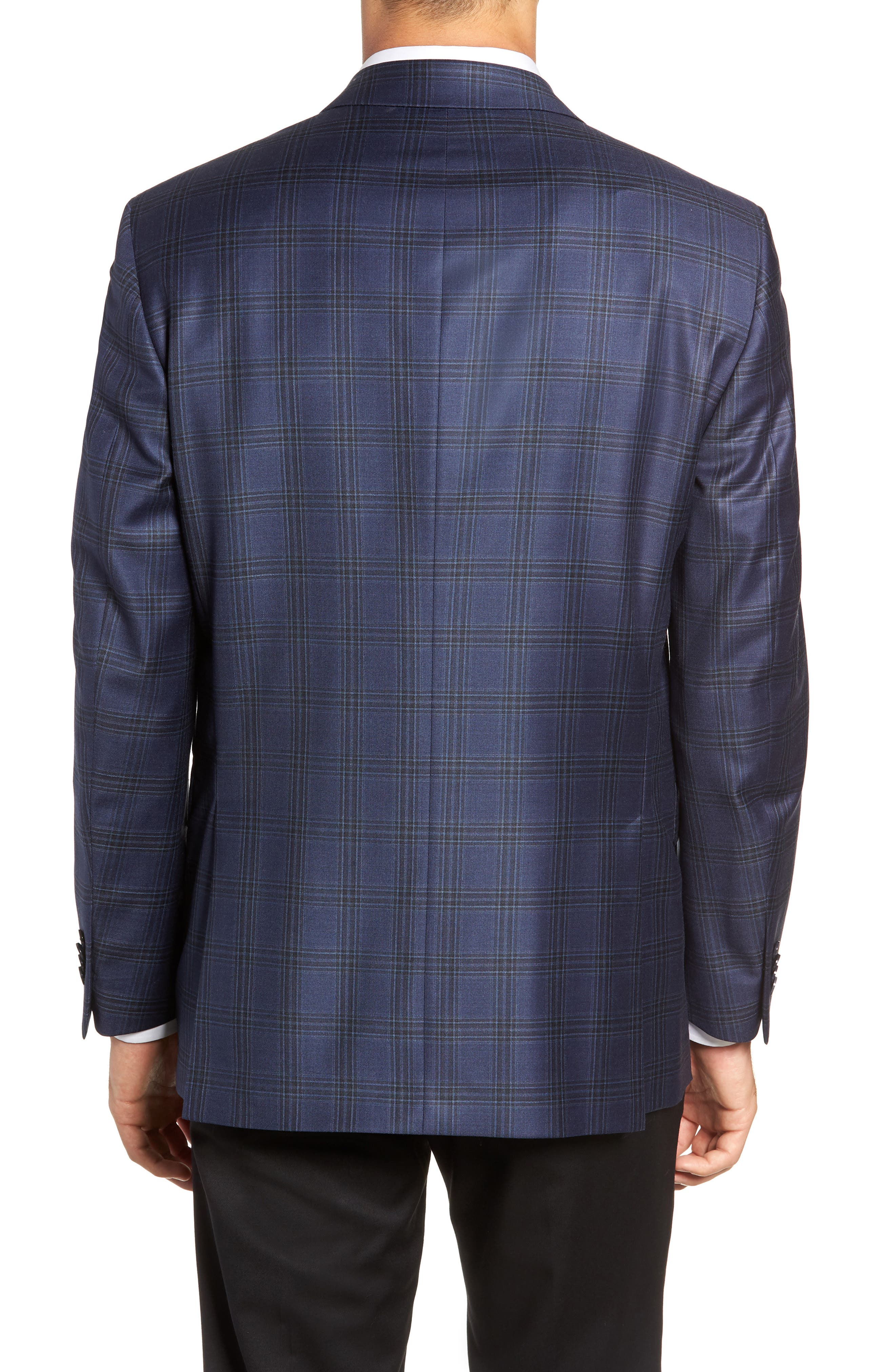Flynn Classic Fit Wool Sport Coat,                             Alternate thumbnail 2, color,                             410