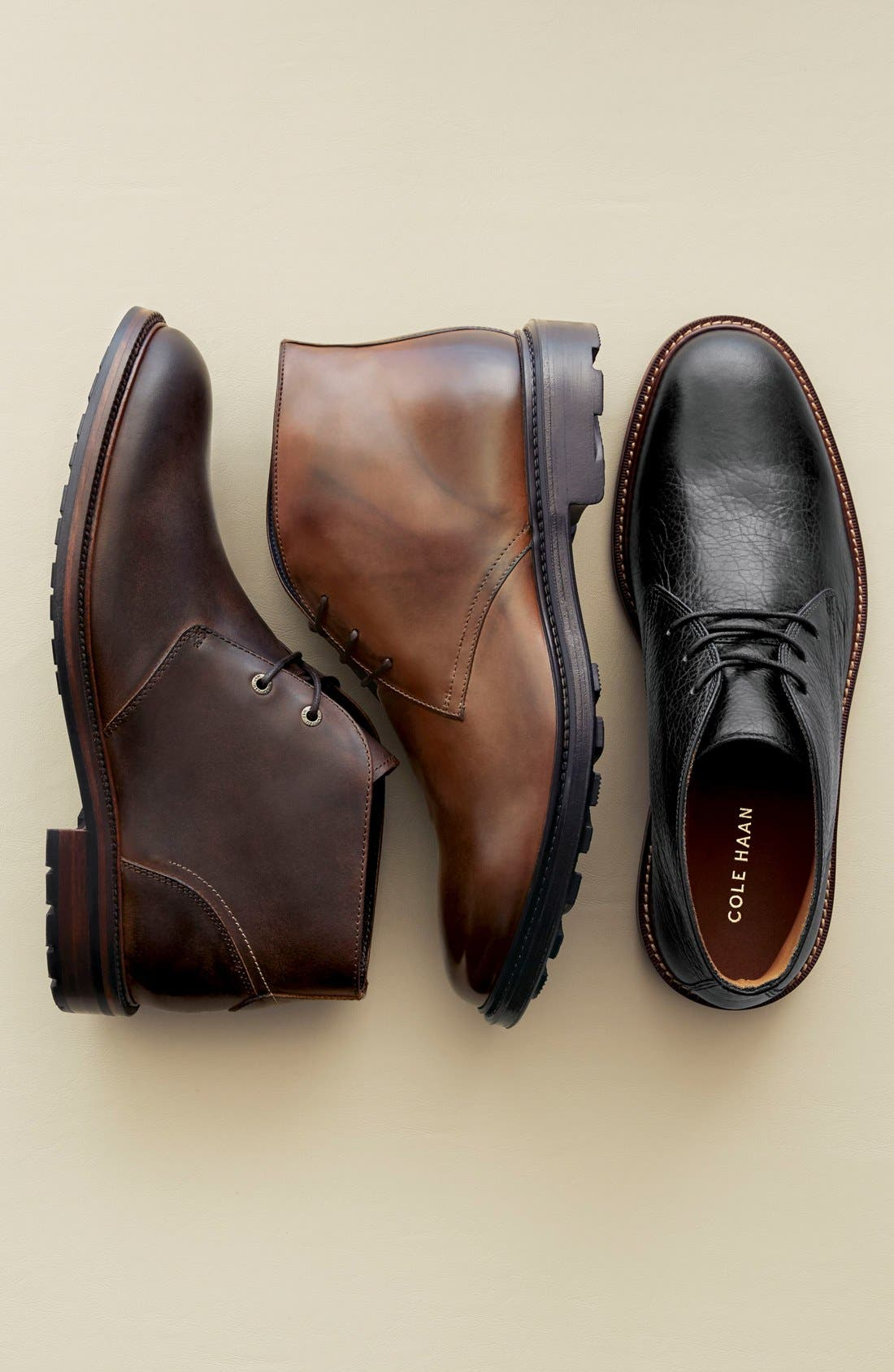 'Barron' Chukka Boot,                             Alternate thumbnail 5, color,                             001