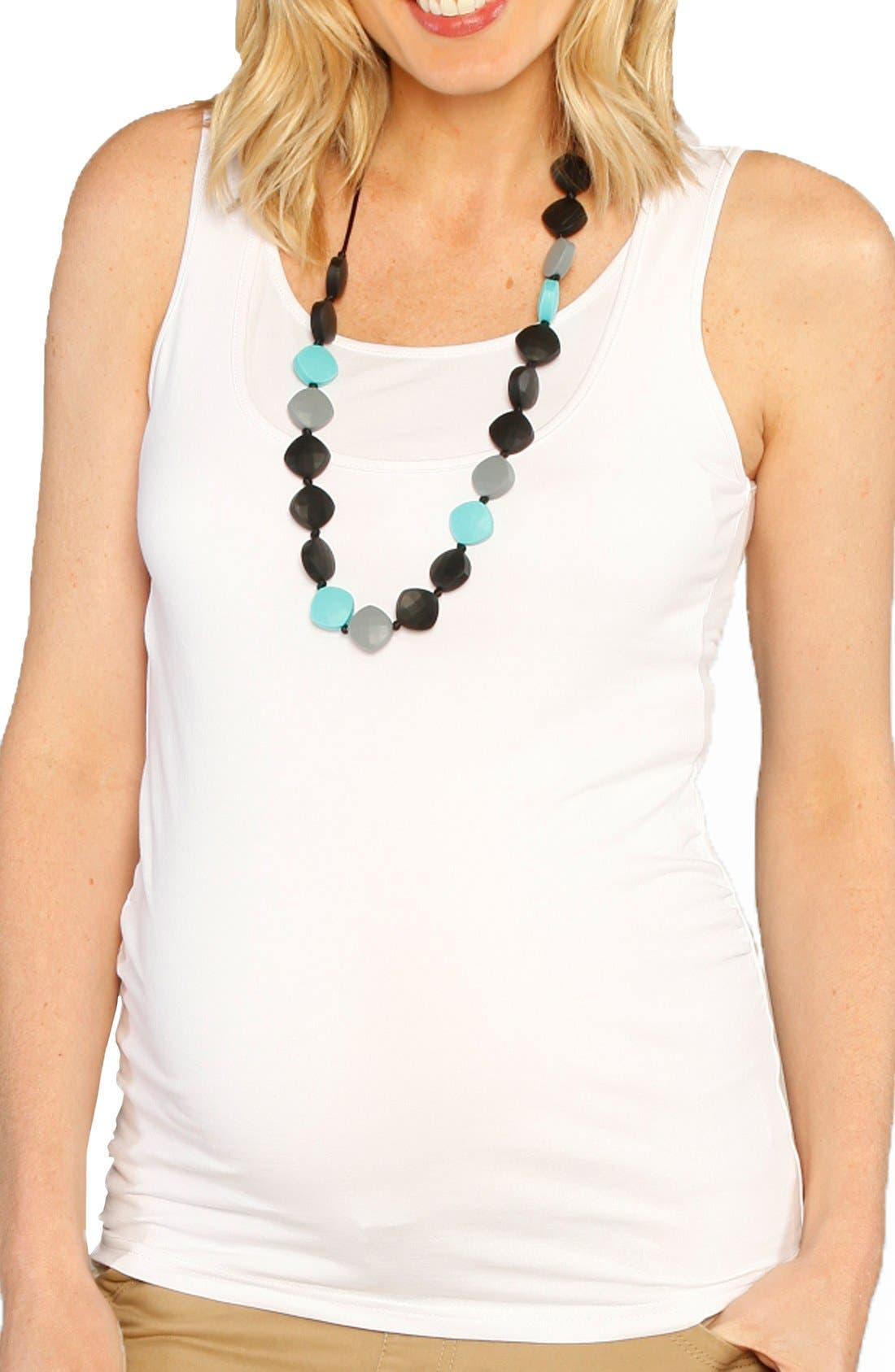 'Essential' Maternity/Nursing Kit,                             Alternate thumbnail 3, color,                             BLACK