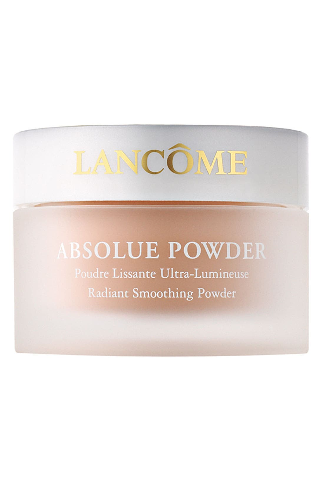 LANCÔME,                             Absolue Powder Radiant Smoothing Powder,                             Main thumbnail 1, color,                             ABSOLUTE ECRU MEDIUM