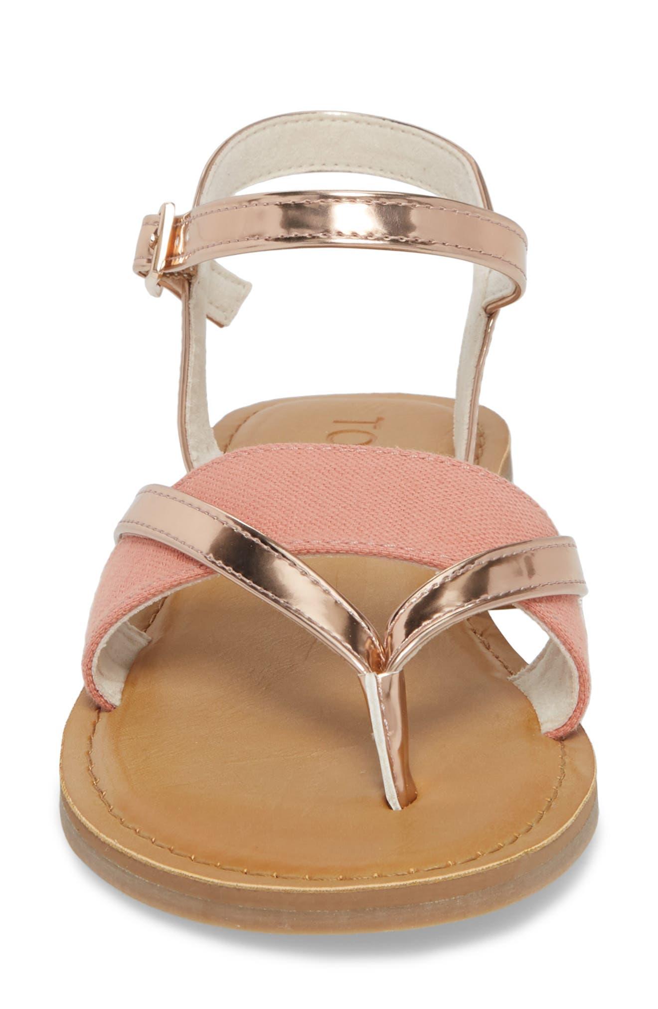'Lexie' Sandal,                             Alternate thumbnail 46, color,