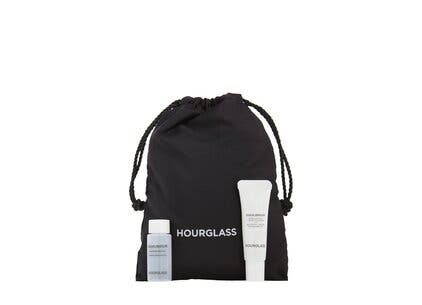 HOURGLASS gift with purchase.