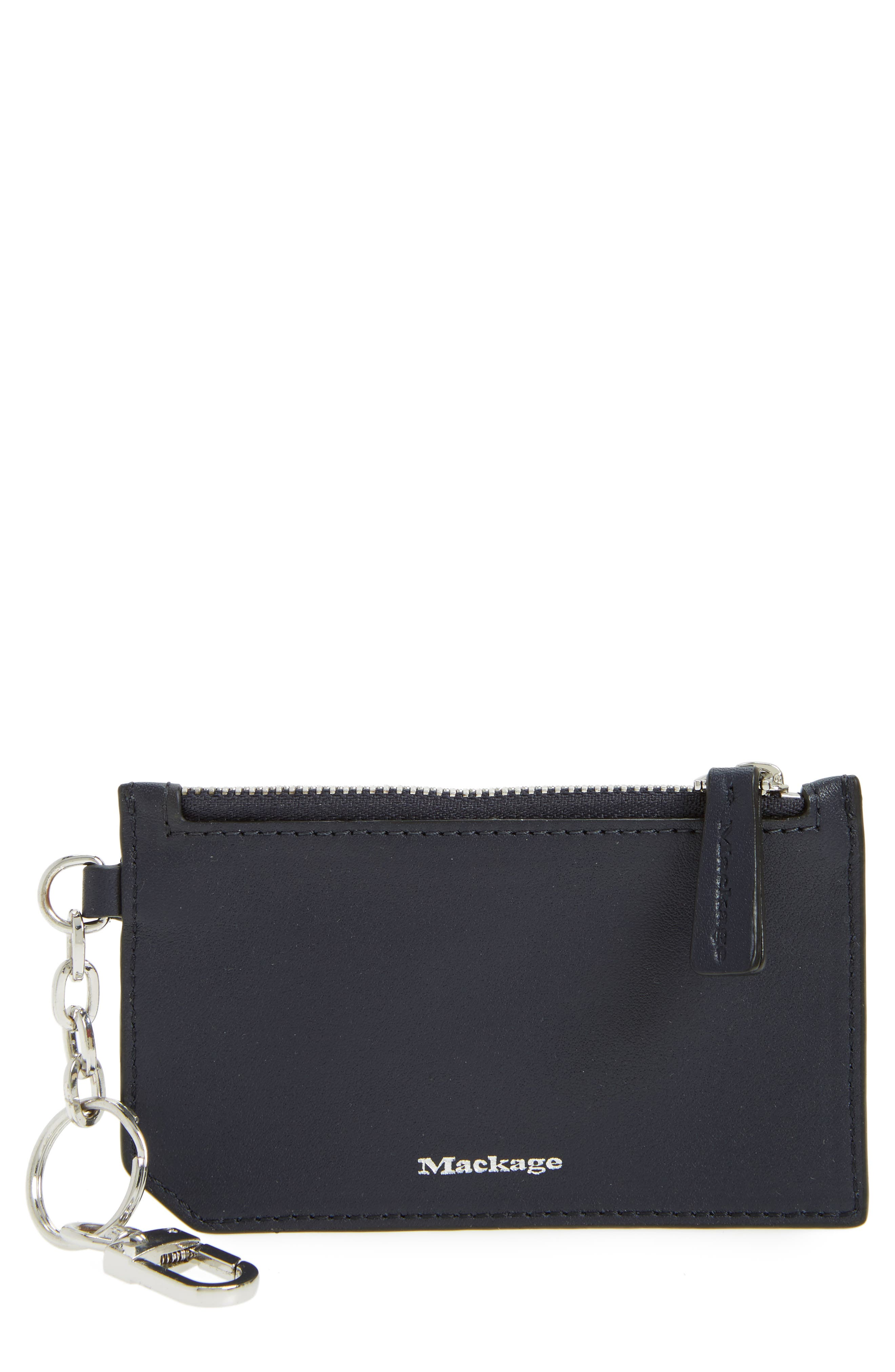 Taj Leather Card Case,                             Main thumbnail 1, color,