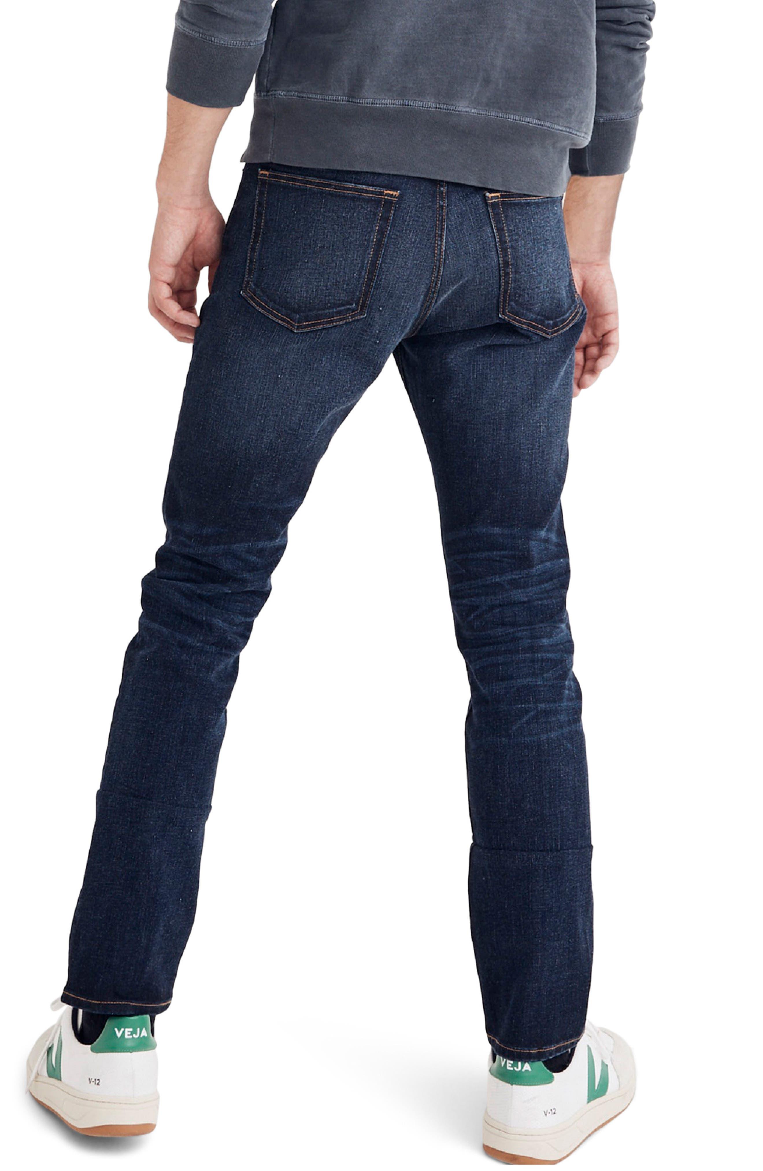 Slim Fit Jeans,                             Alternate thumbnail 2, color,                             BAXLEY