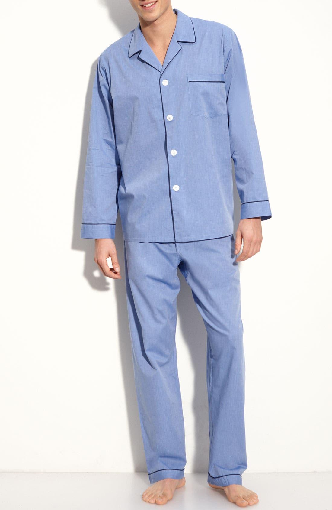 Cotton Pajamas,                             Main thumbnail 1, color,                             450