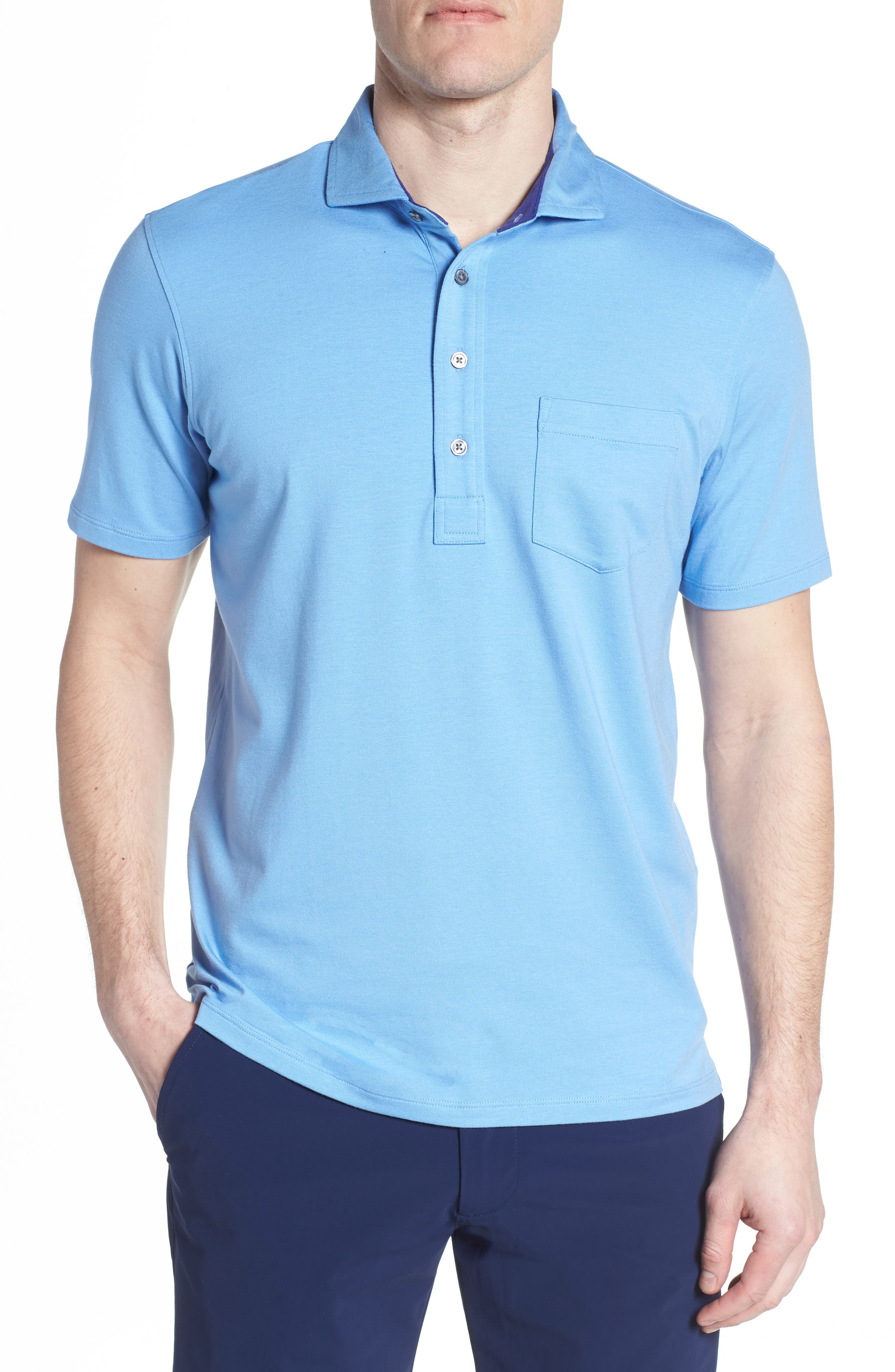 Apache II Polo,                         Main,                         color, ICE