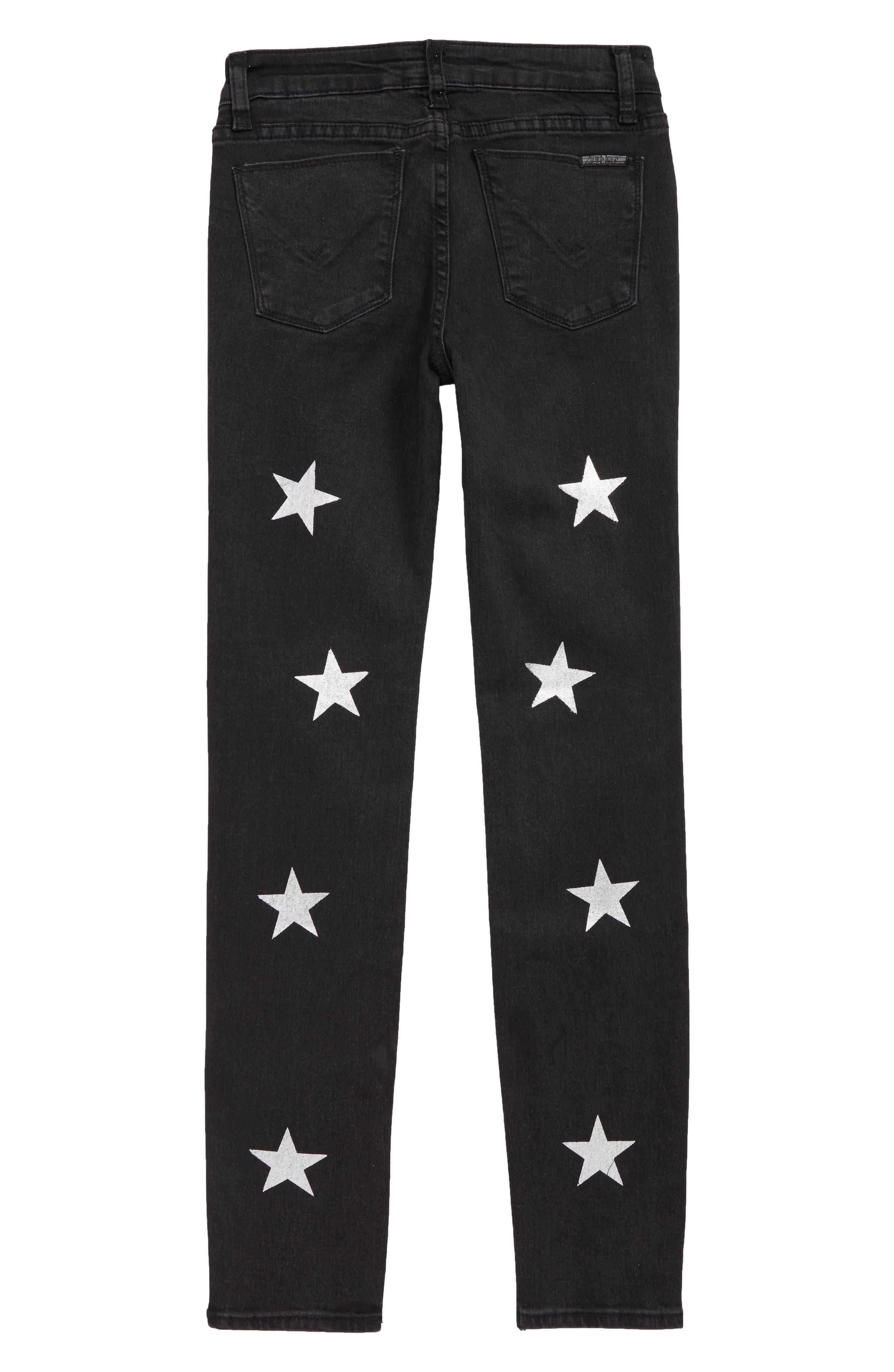 Jolene Star Skinny Jeans,                             Alternate thumbnail 2, color,                             017