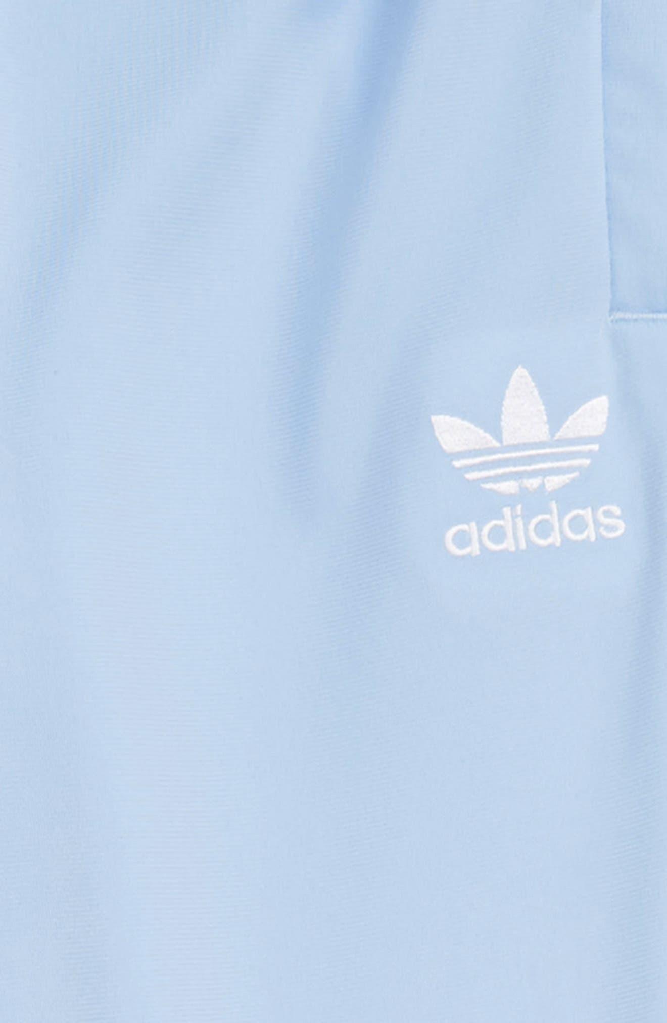 Superstar Track Pants,                             Alternate thumbnail 2, color,                             CLESKY/ WHITE
