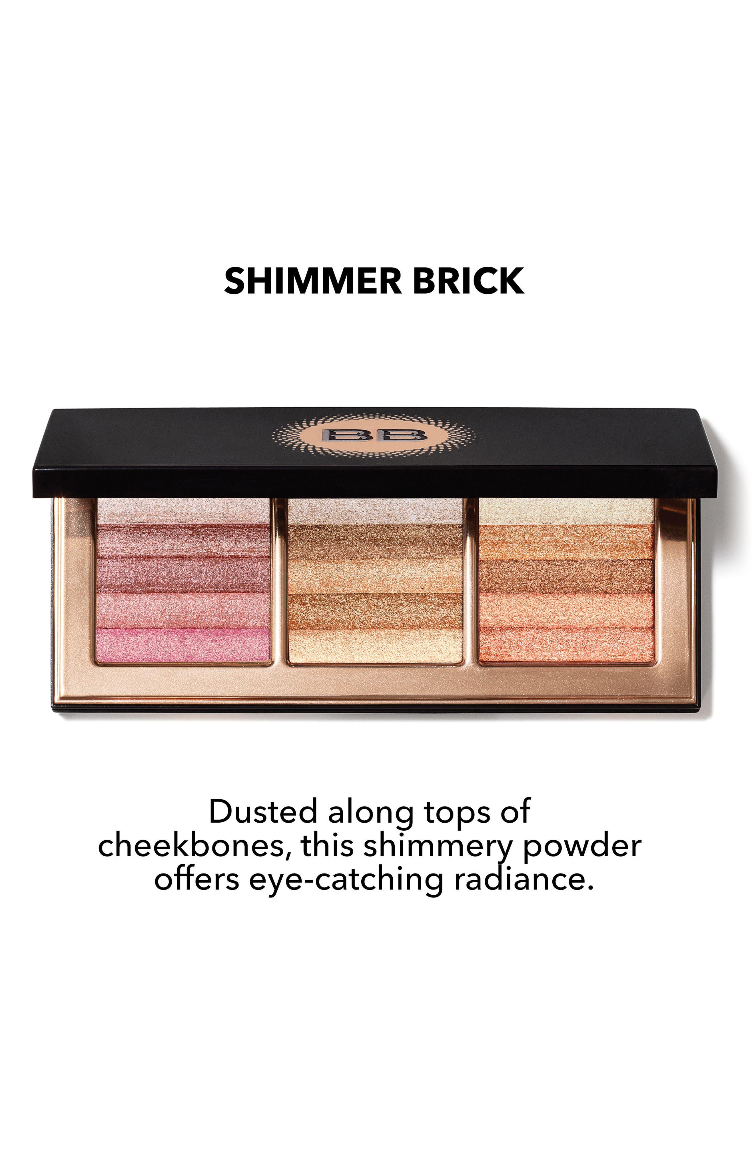 Shimmer Brick Palette,                             Alternate thumbnail 4, color,                             000