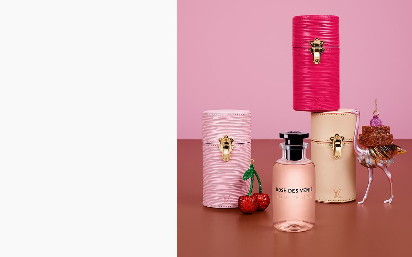 Louis Vuitton holiday gifts.