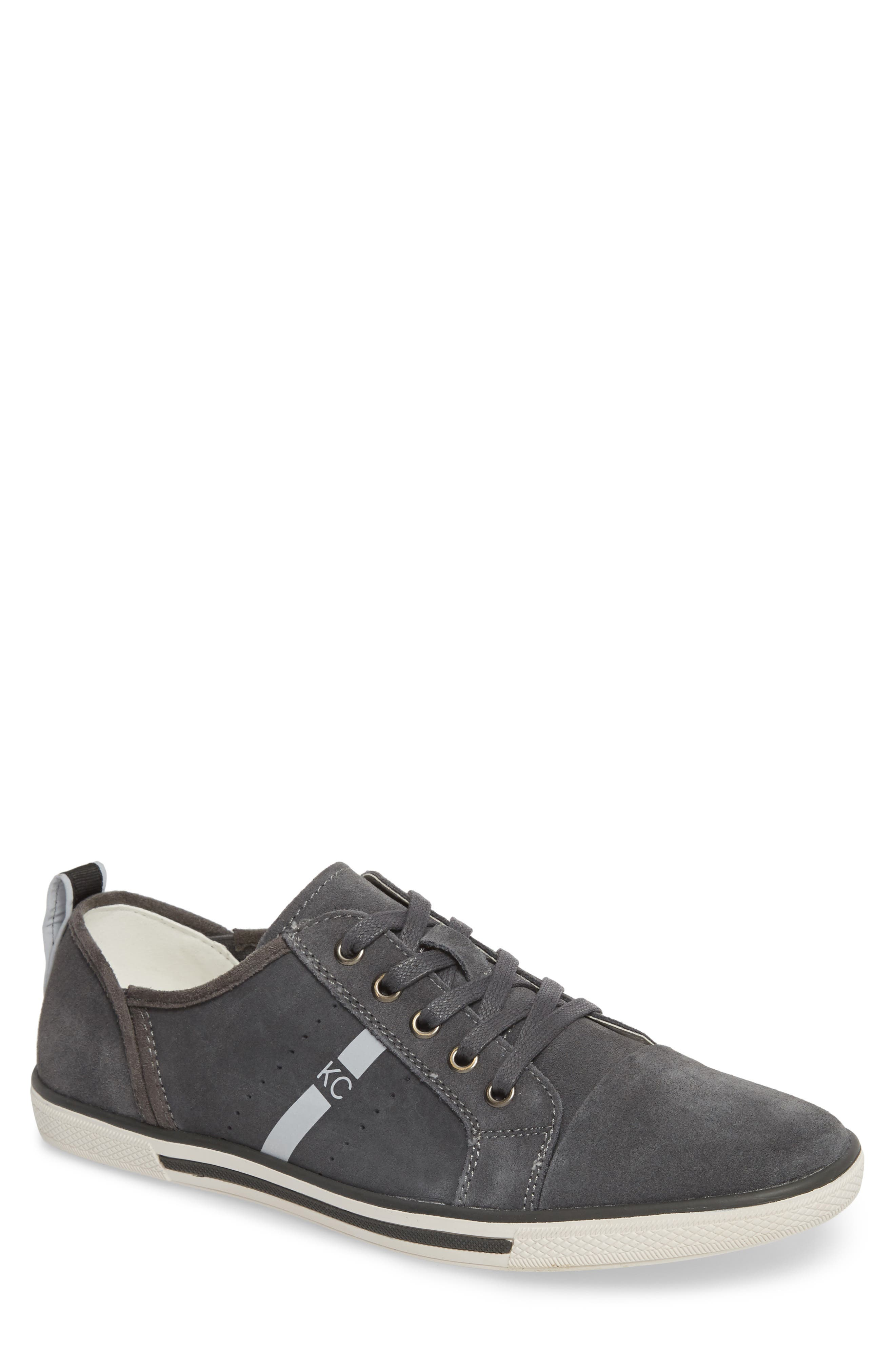 Center Low Sneaker,                         Main,                         color, GREY