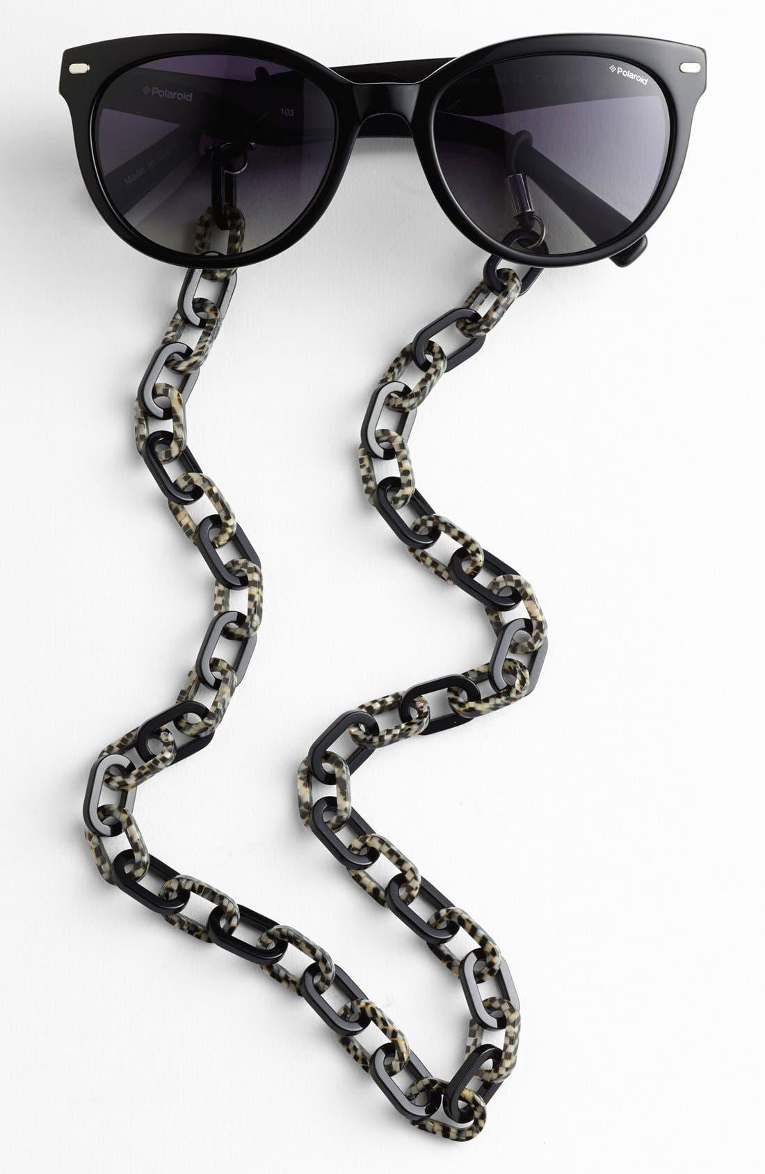 'Brynn' Oval Link Eyewear Chain,                             Alternate thumbnail 2, color,                             003
