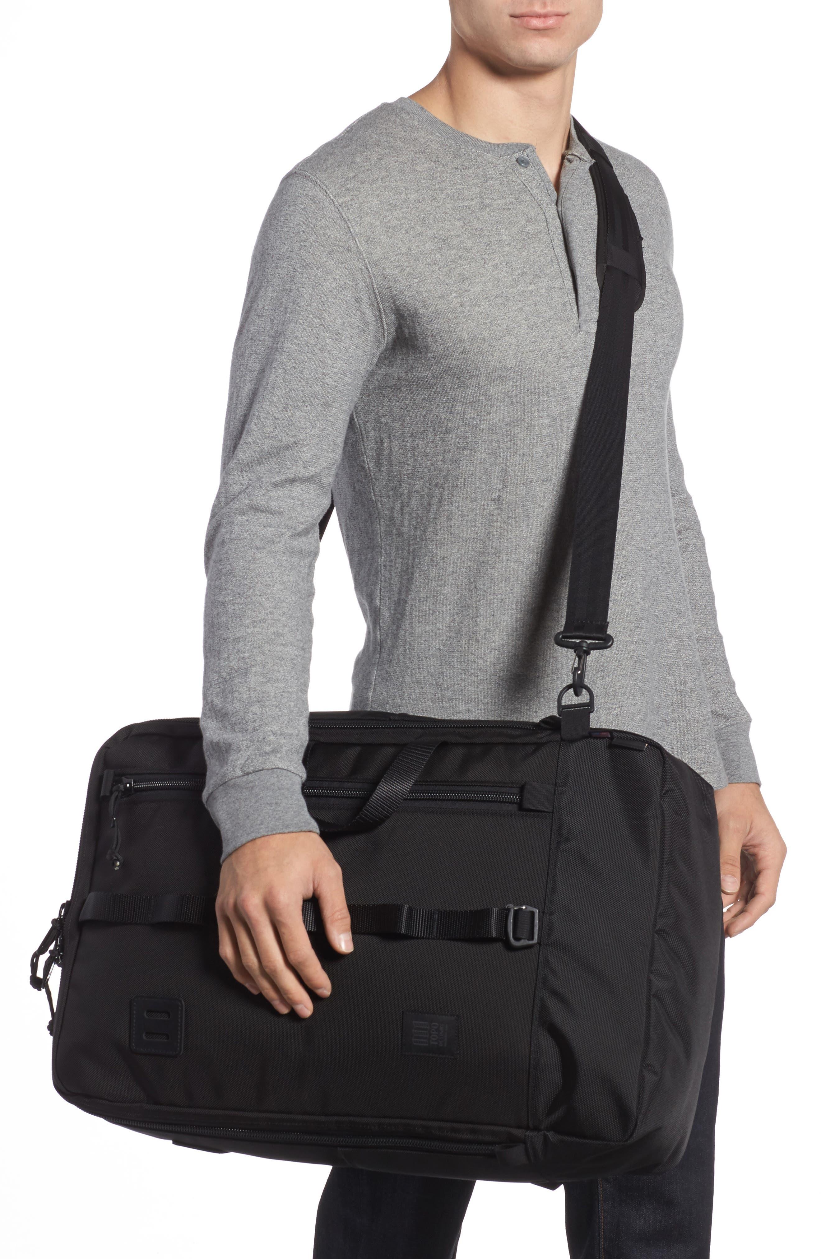 Travel Backpack,                             Alternate thumbnail 2, color,                             BALLISTIC BLACK