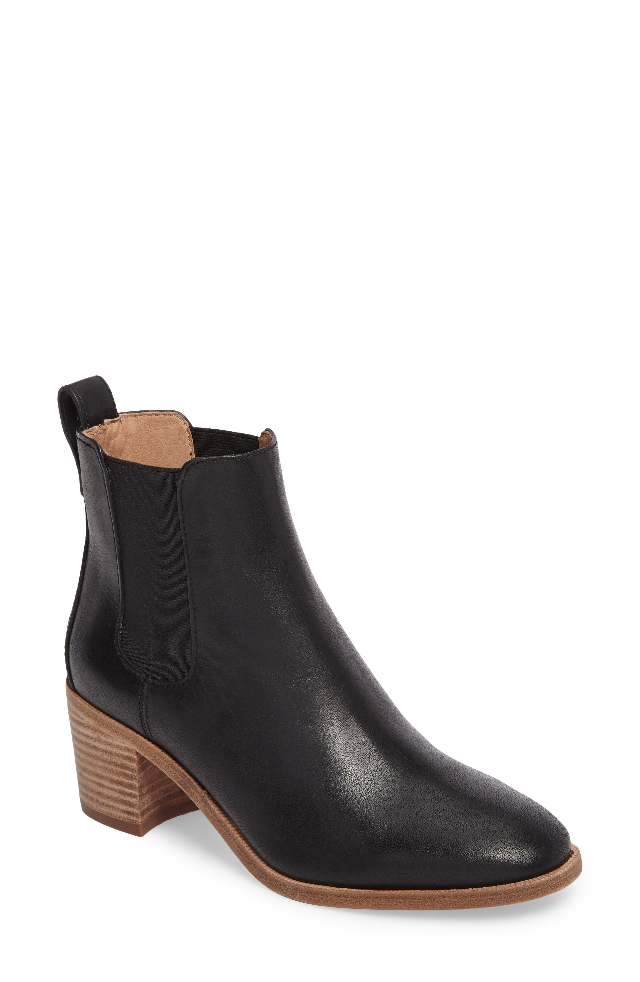 Frankie Chelsea Boot,                         Main,                         color, 001