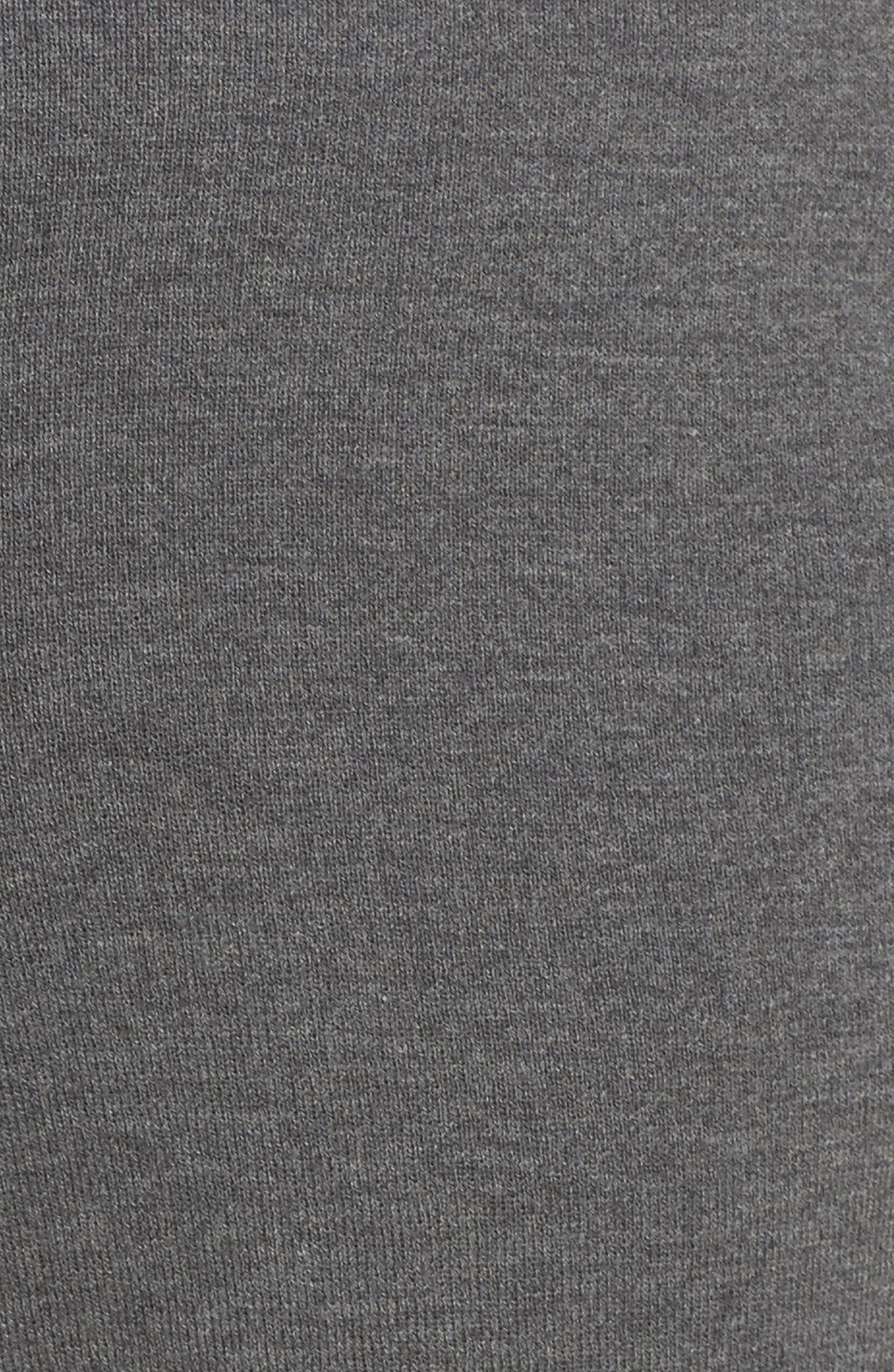 Wide Leg Crop Wool Pants,                             Alternate thumbnail 10, color,