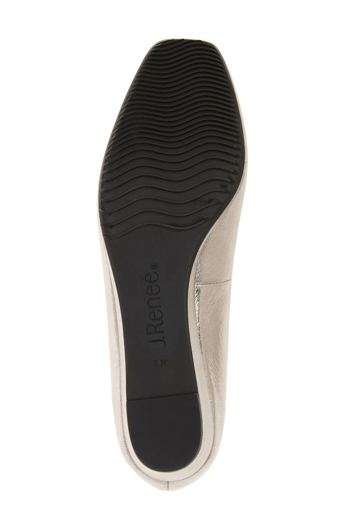 Yarall Square Toe Wedge,                             Alternate thumbnail 8, color,