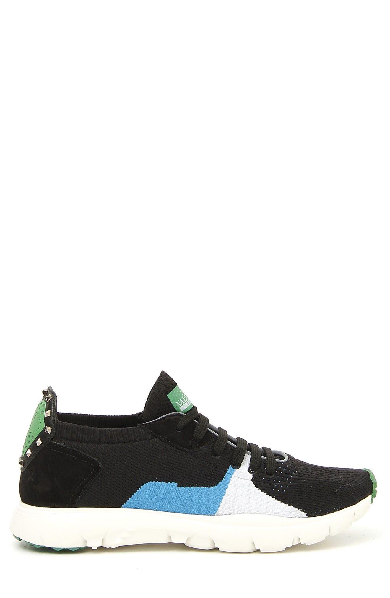 Sound Low Sneaker,                             Alternate thumbnail 3, color,                             007